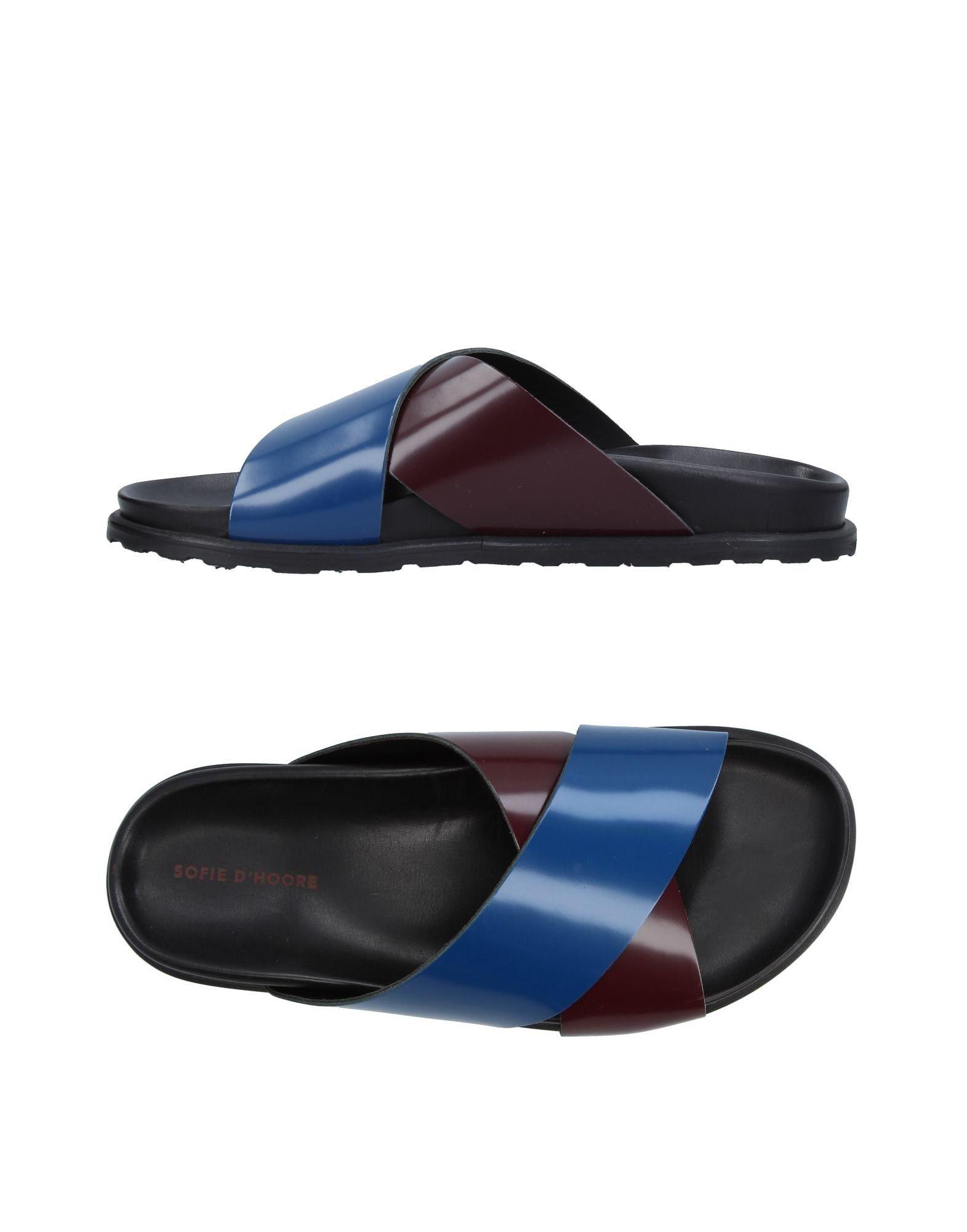 Sofie D'hoore Sandalen Damen  11343475NGGut aussehende strapazierfähige Schuhe
