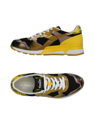 Los zapatos más populares para hombres y mujeres mujeres mujeres Zapatillas Diadora Heritage Hombre - Zapatillas Diadora Heritage Amarillo 348b2c