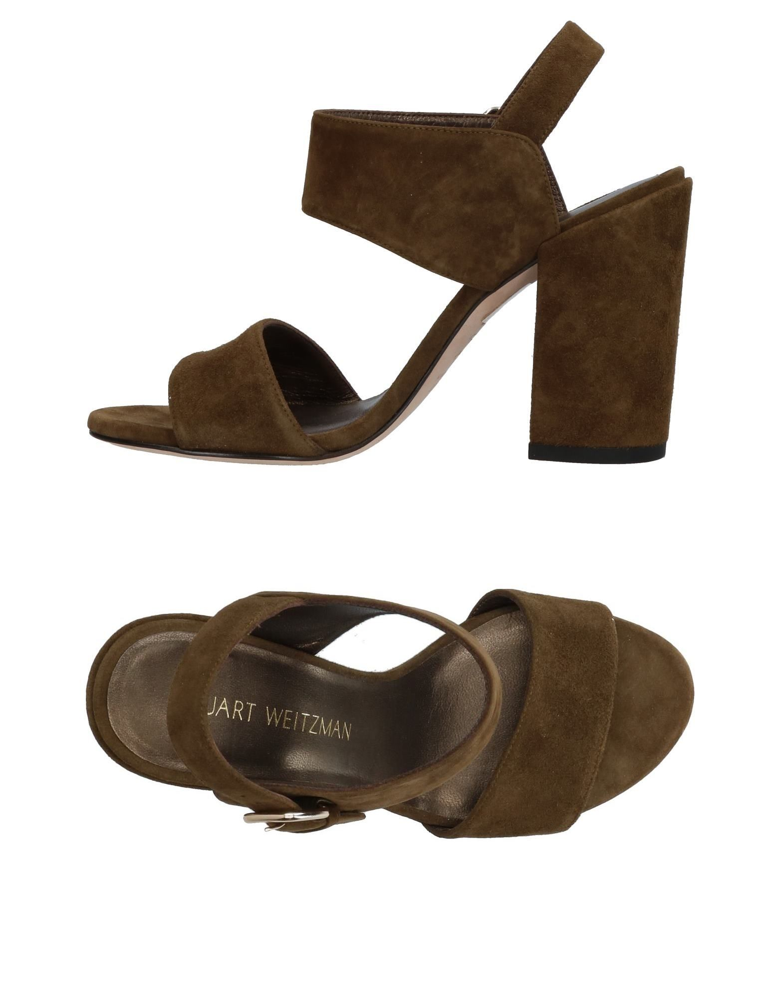 Stuart Weitzman Sandalen Damen  11343537MS Beliebte Schuhe