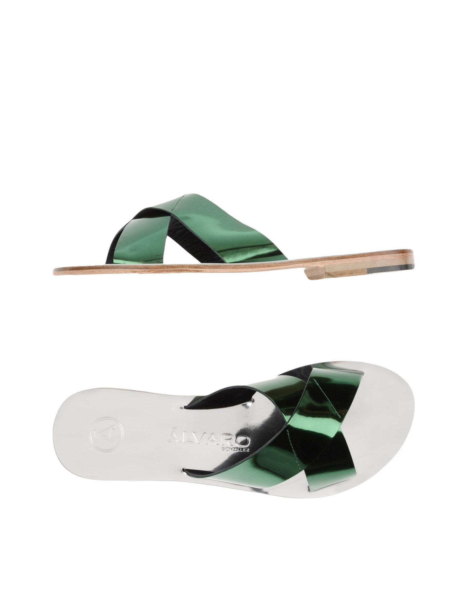 Gut um billige Schuhe zu tragenÁlvaro González Sandalen Damen  11343541TK
