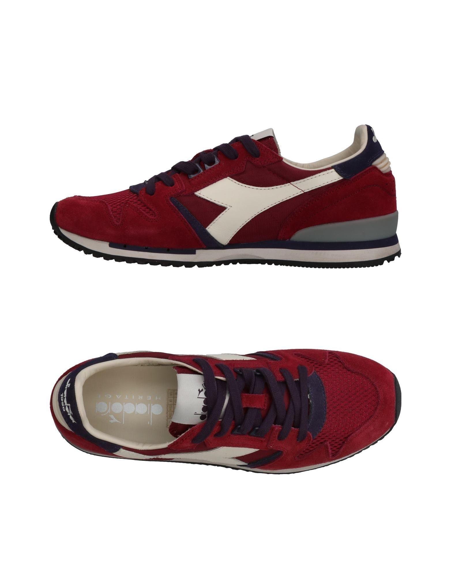 Rabatt echte Schuhe Diadora Heritage Sneakers Herren  11343591LT