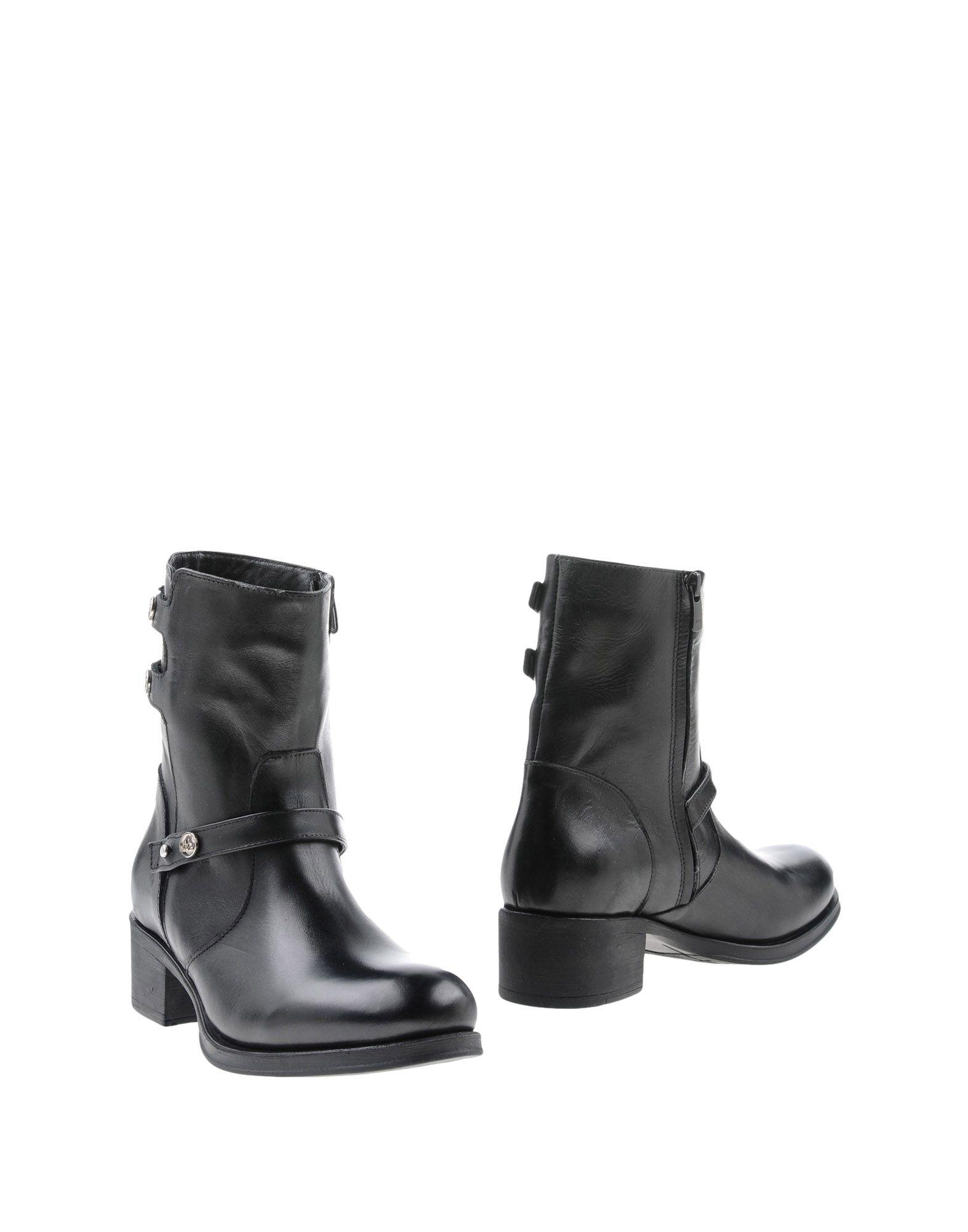 Stilvolle billige Schuhe John Galliano Stiefelette Damen  11343596LJ