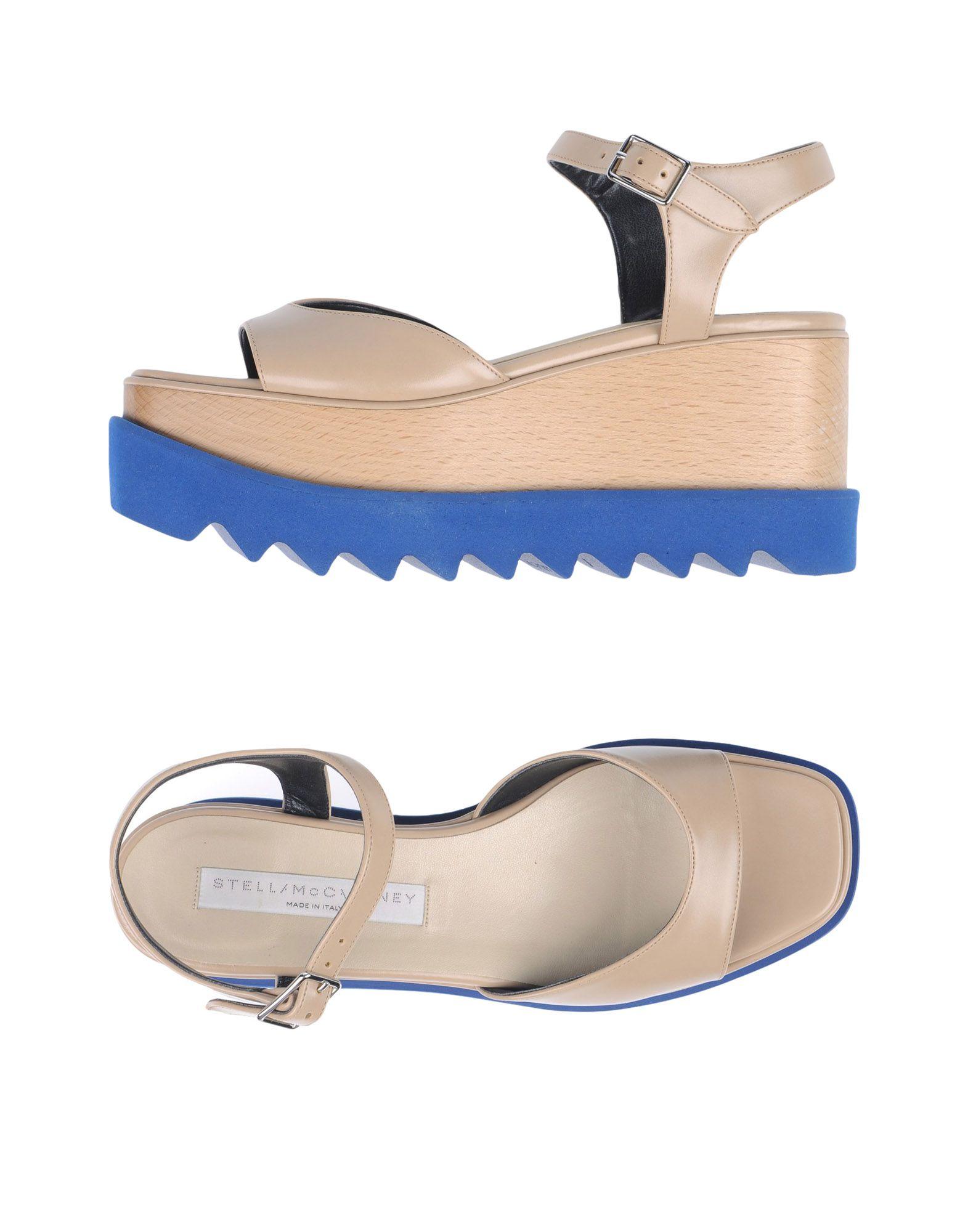 Stella 11343625PMGünstige Mccartney Sandalen Damen  11343625PMGünstige Stella gut aussehende Schuhe ec2fc7