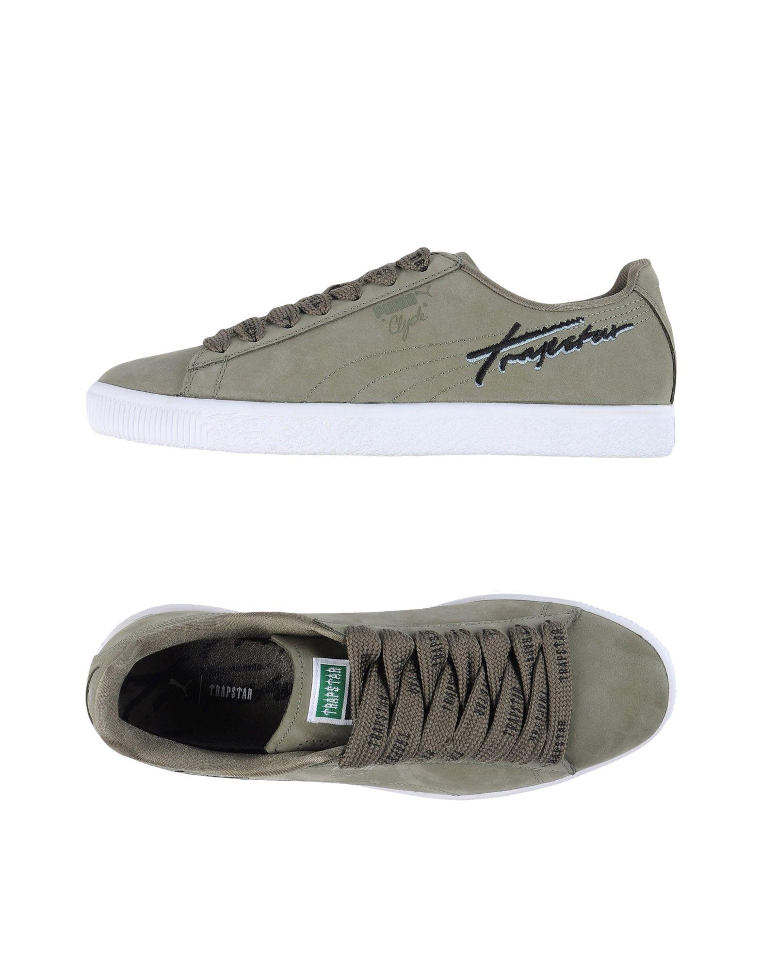 Sneakers Puma X Puma Trapstar Homme - Sneakers Puma X X Trapstar  Vert militaire Nouvelles chaussures pour hommes et femmes, remise limitée dans le temps 5b776b