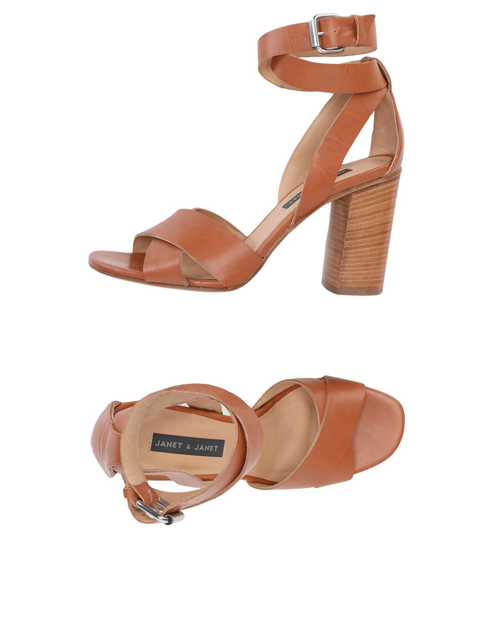 Janet & Janet Sandalen Damen  11343820JI Gute Qualität beliebte Schuhe