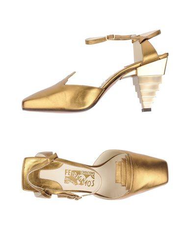 rask levering online Ferragamo Kreasjoner Shoe billig salg 2014 utrolig pris rabatt nedtellingen pakke besøk iEkv6b519F