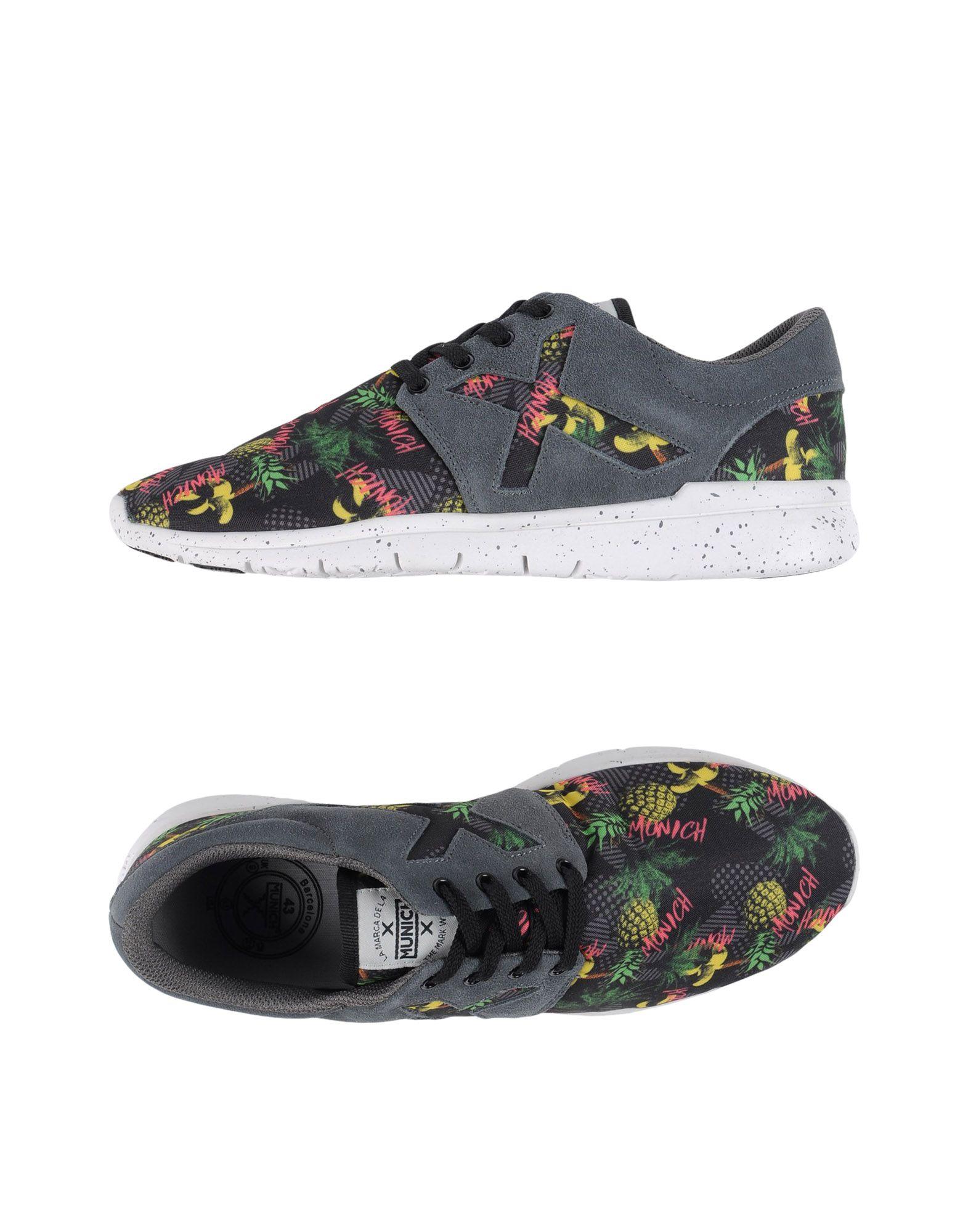 Haltbare Mode billige Schuhe Munich Sneakers Herren  11344015RC Heiße Schuhe