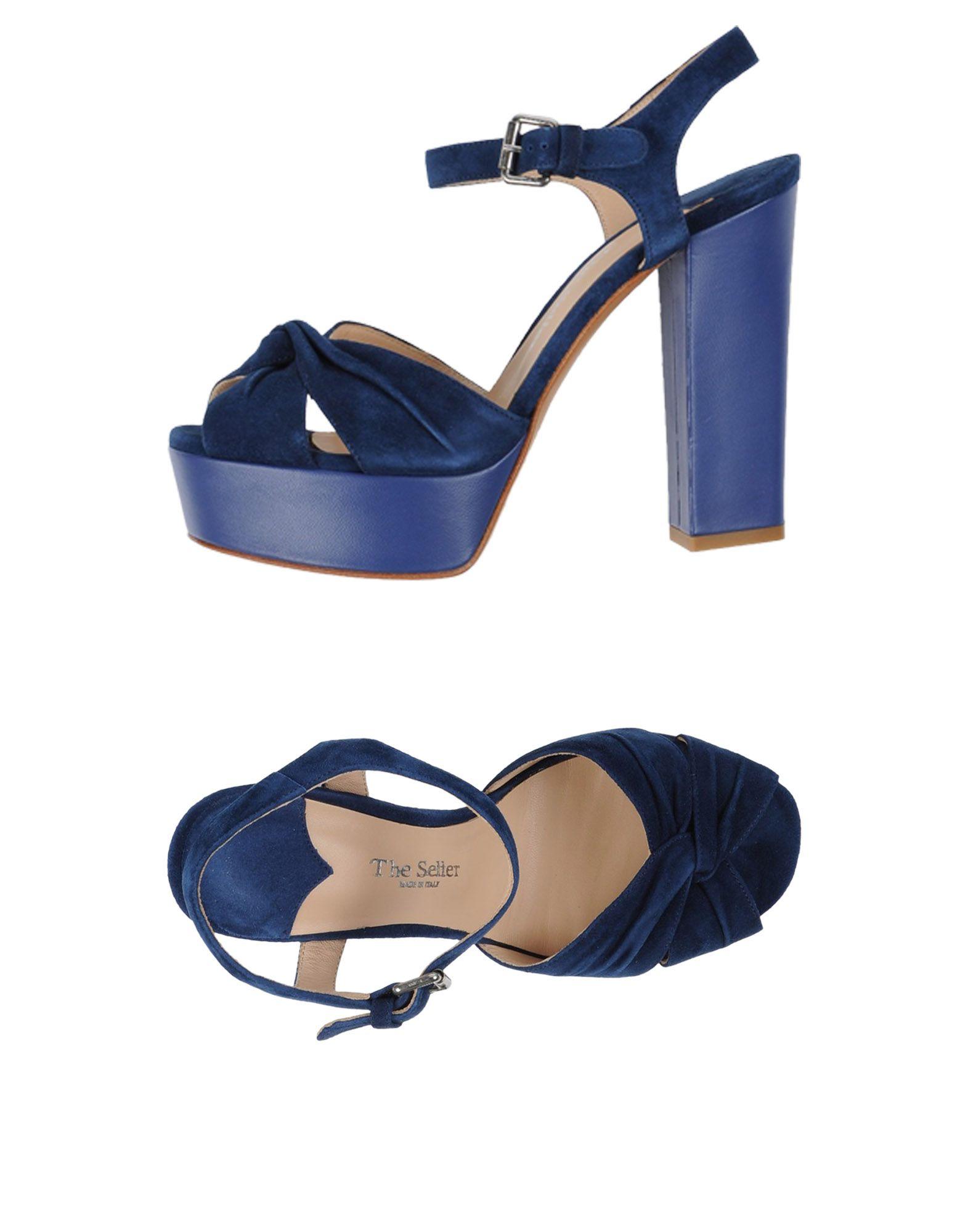 The Seller Sandalen Damen  11344173PM Gute Qualität beliebte Schuhe