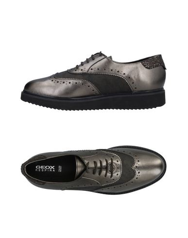 brillante en brillo clientes primero último diseño Geox Laced Shoes - Women Geox Laced Shoes online on YOOX Belgium ...
