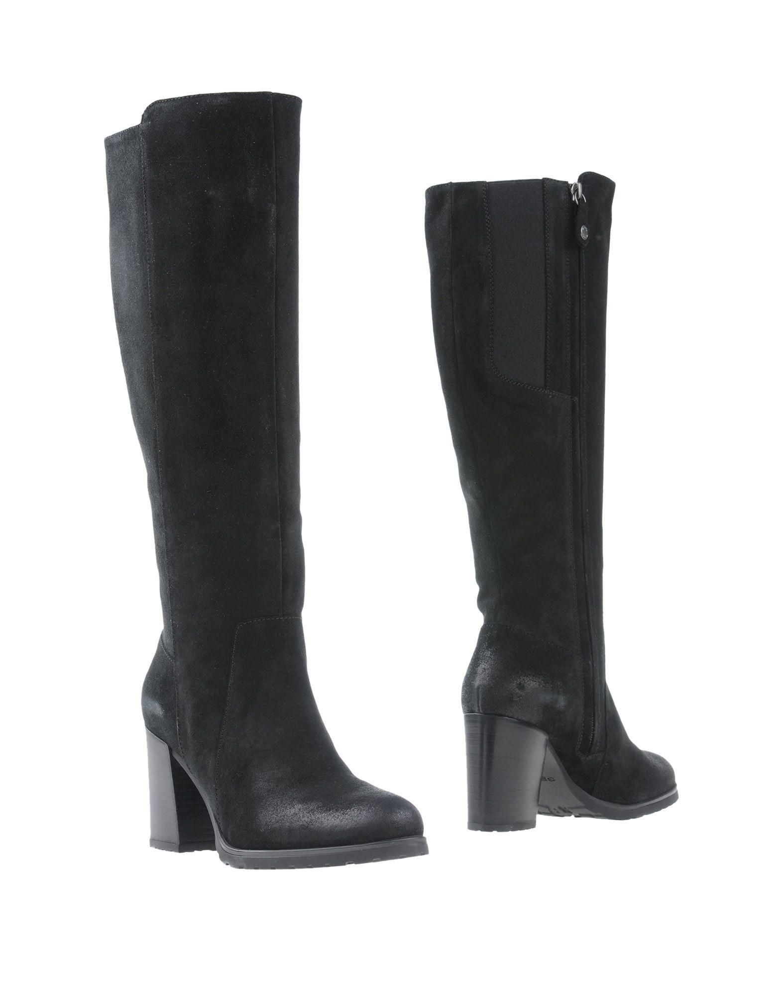 Stilvolle billige Schuhe Geox Stiefel Damen  11344281XB
