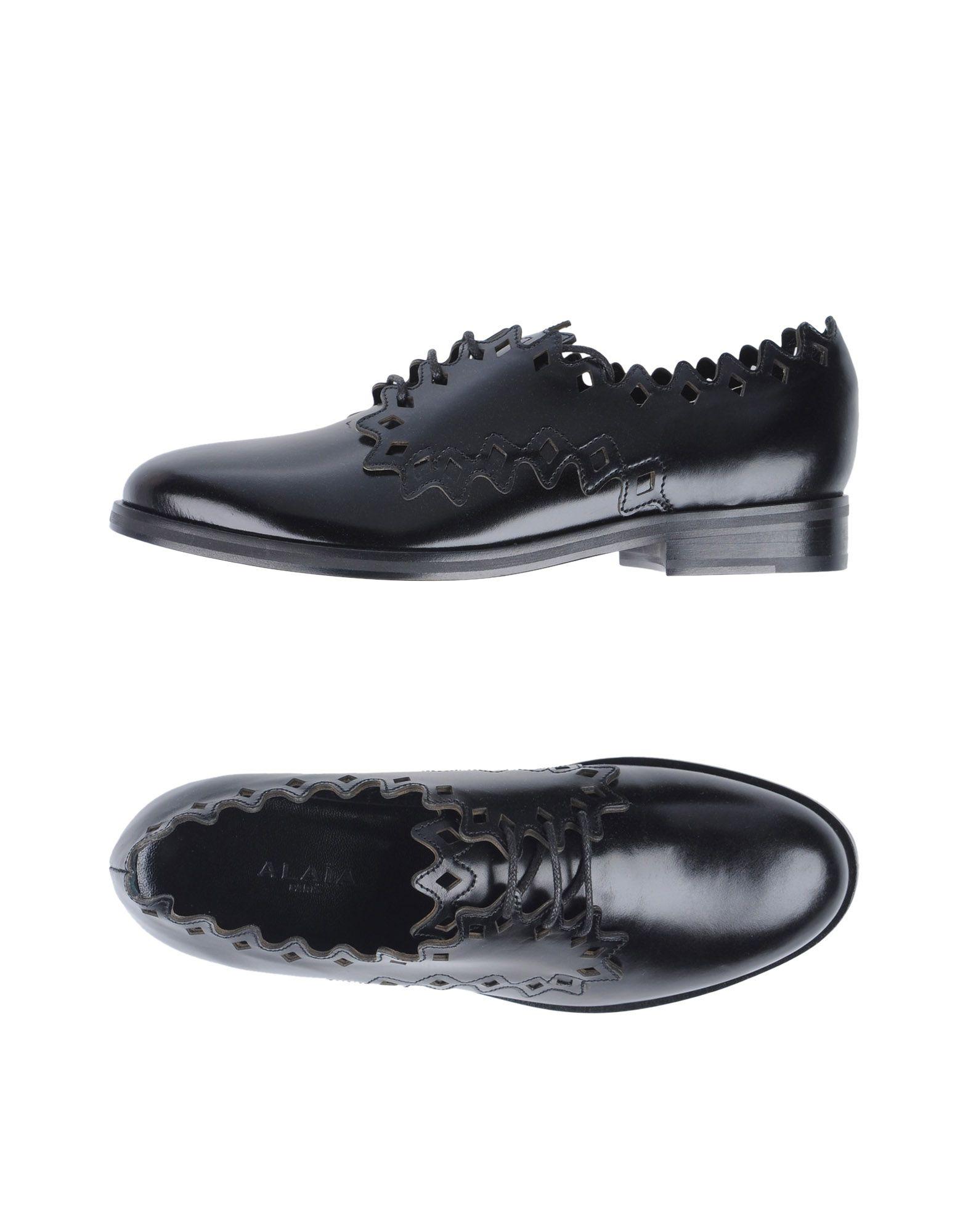Alaïa Schnürschuhe Damen  11344303EEGünstige gut aussehende Schuhe