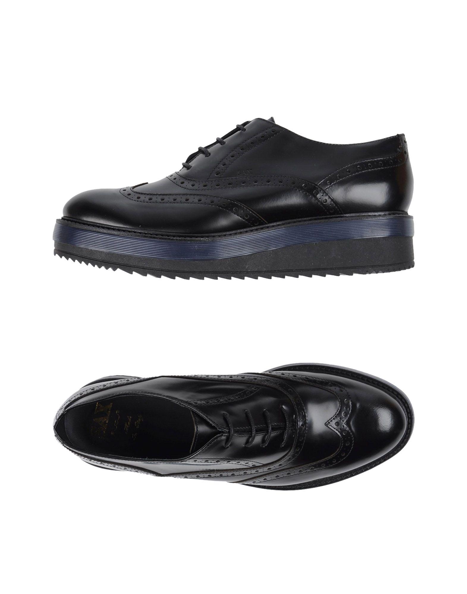 Chaussures À Lacets Sax Femme - Chaussures À Lacets Sax sur