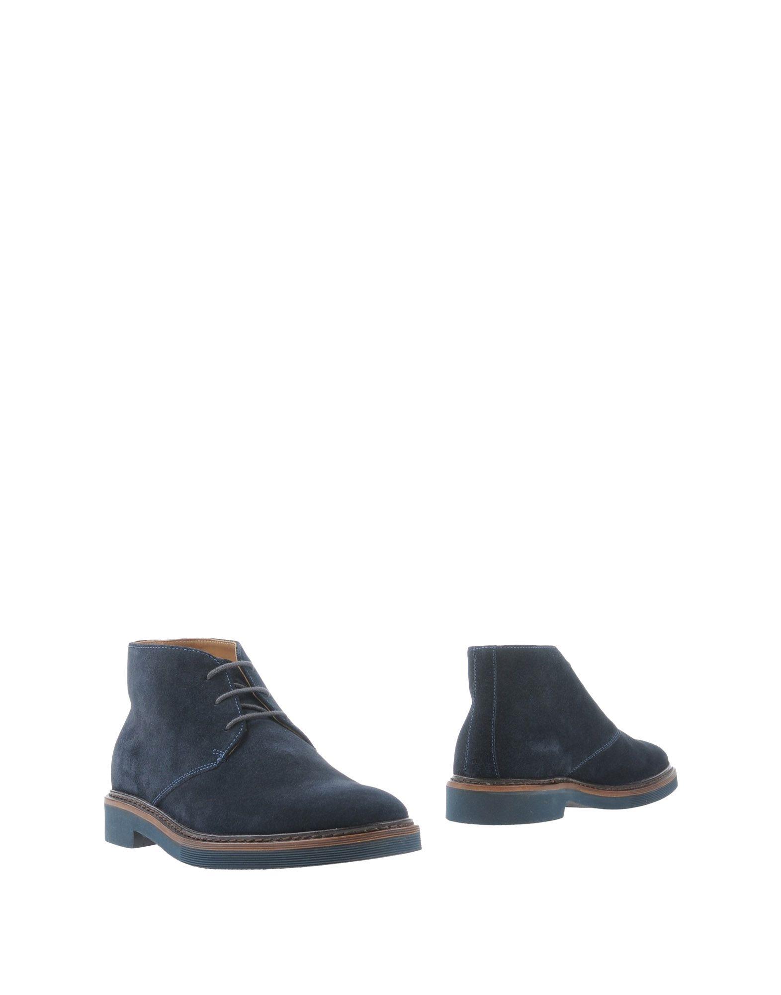 Rabatt echte Schuhe Geox Stiefelette Herren  11344461TS