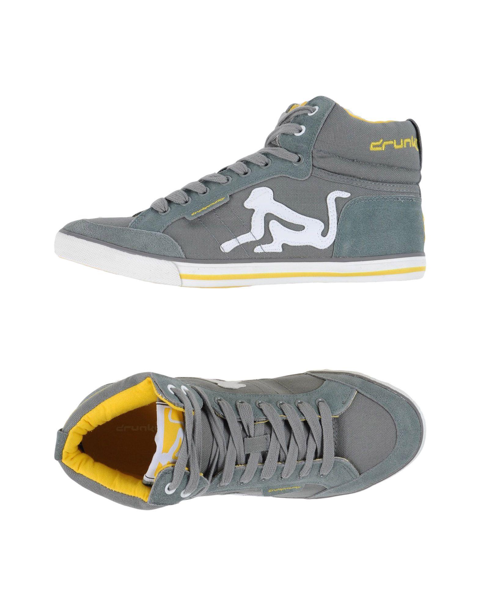 Rabatt echte Schuhe Drunknmunky Sneakers Herren  11344812TH