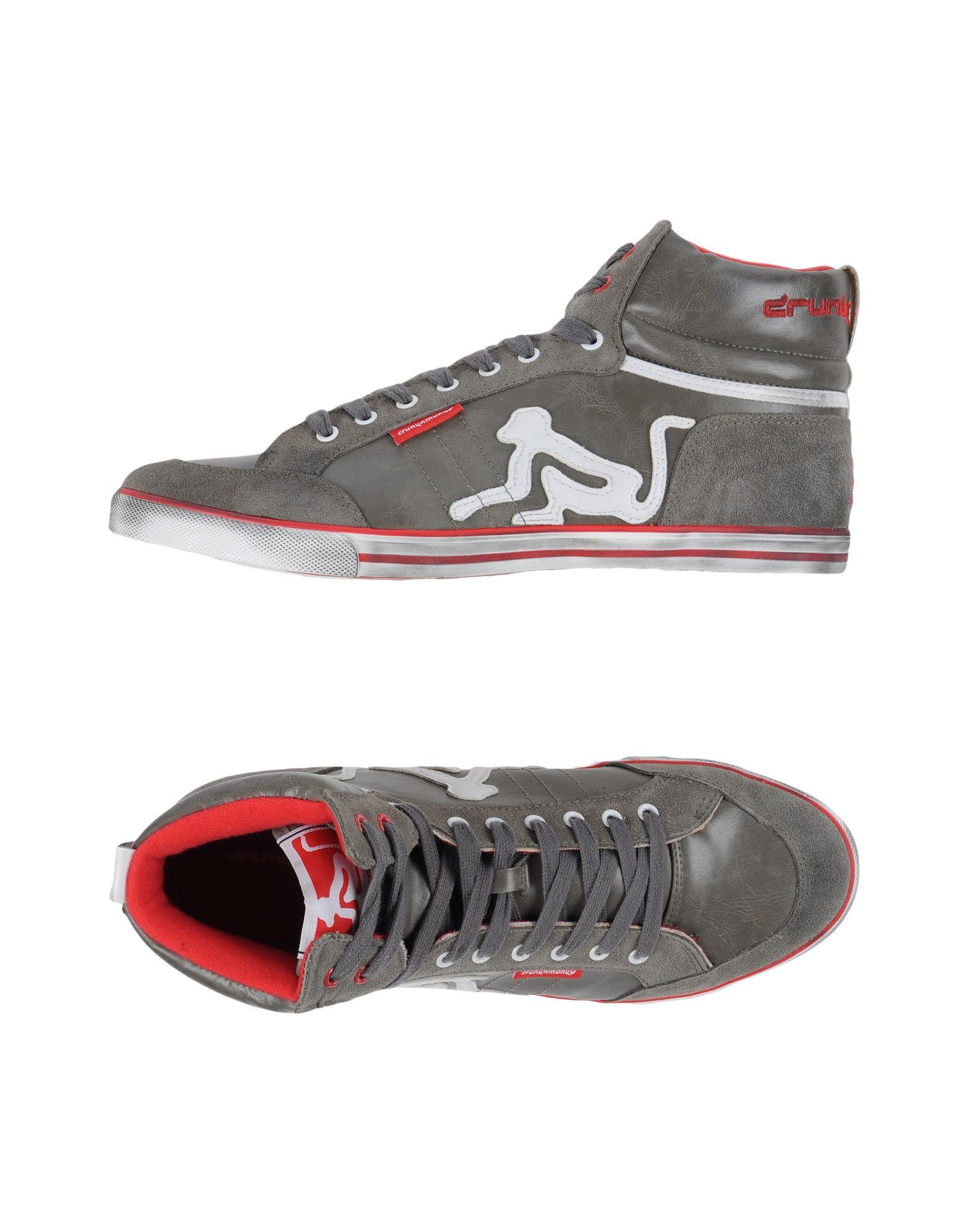 Haltbare Mode billige Schuhe Drunknmunky Sneakers Herren  11344864ET Heiße Schuhe