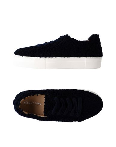 Sneakers Helmut Lang Mujer - Sneakers Helmut Lang Azul oscuro 4ad495d61397