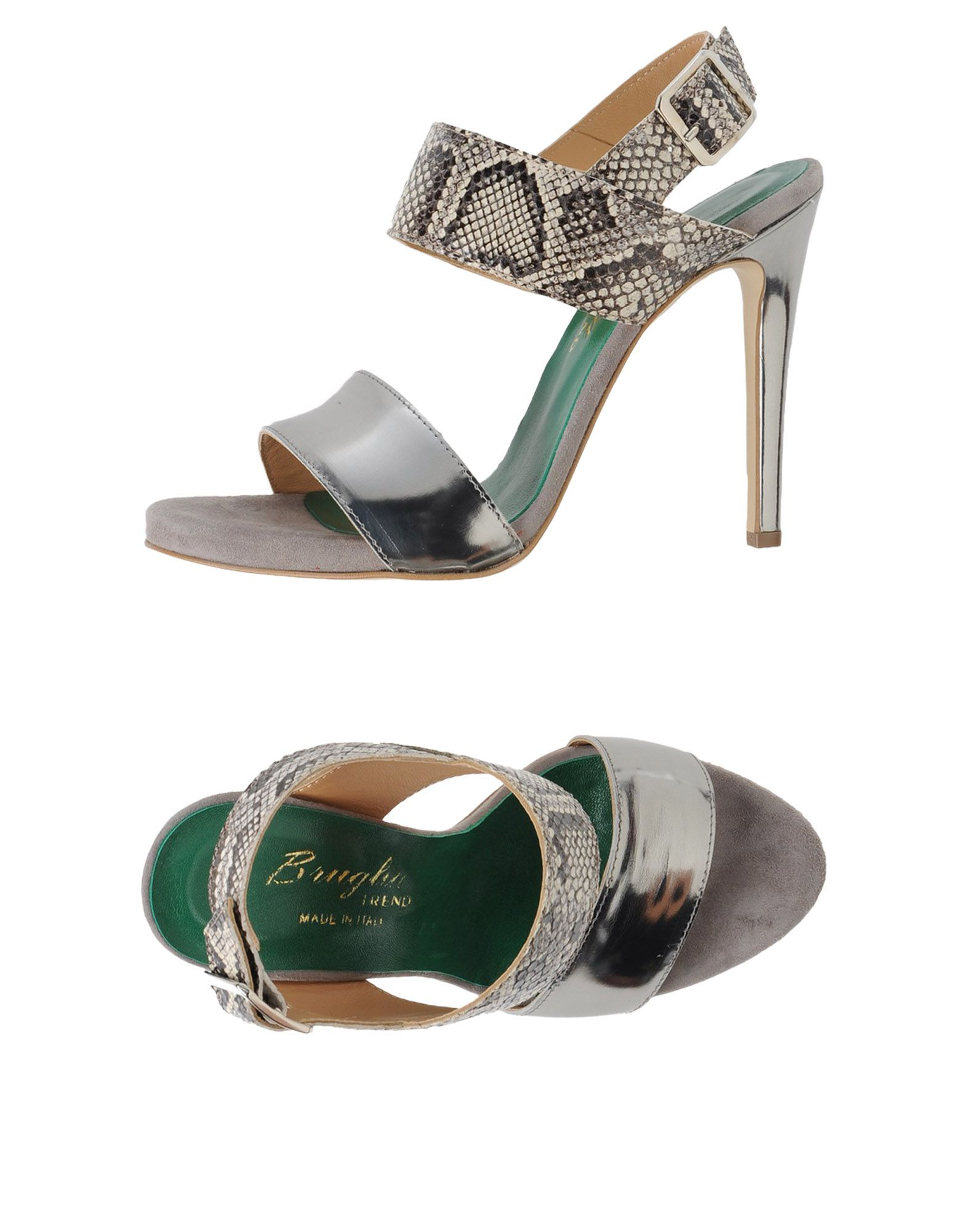 F.Lli Bruglia Sandalen Damen  11345283TW Gute Qualität beliebte Schuhe