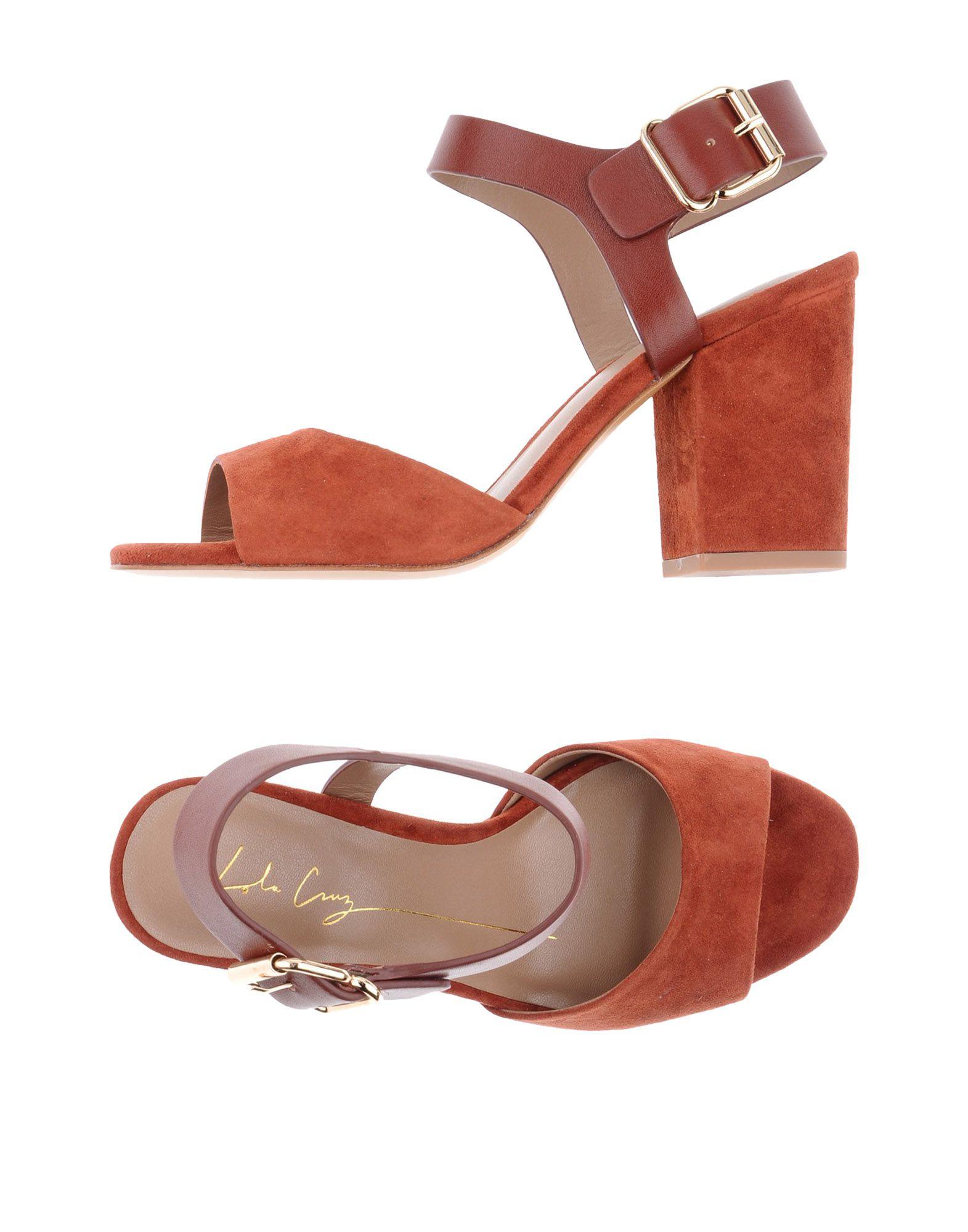 Lola Cruz Sandalen Damen  11345292GQ Gute Qualität beliebte Schuhe