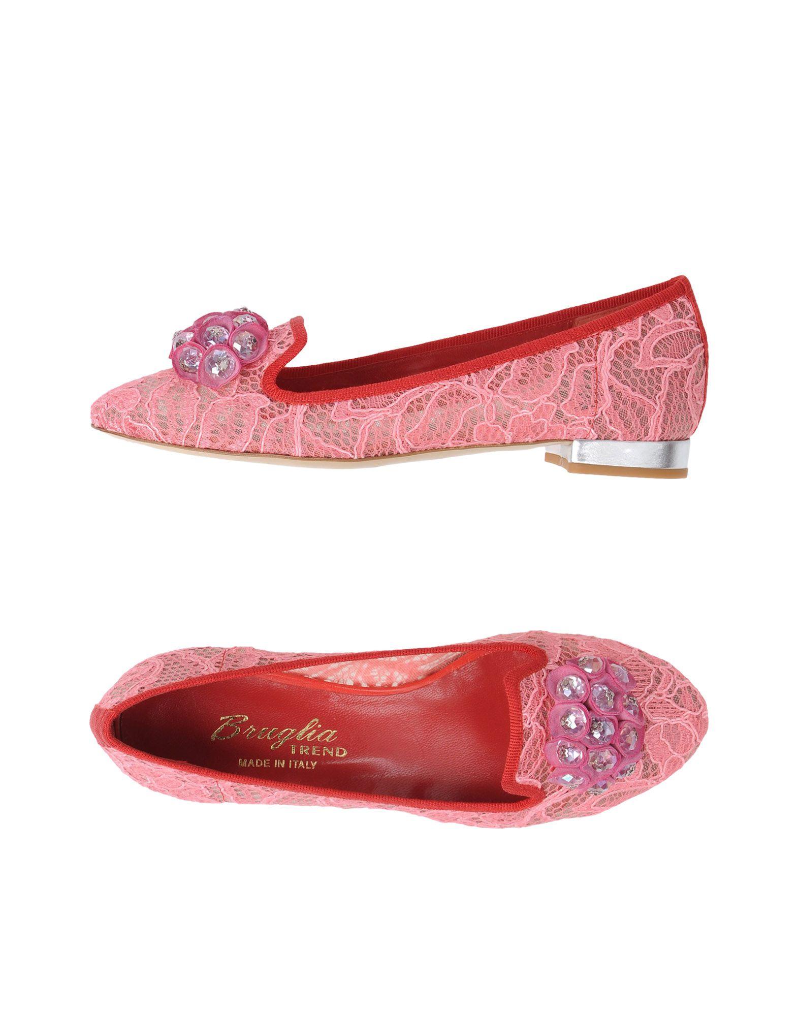 F.Lli Bruglia Ballerinas Damen  11345305SR Gute Qualität beliebte Schuhe