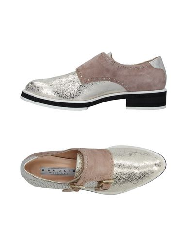 Zapatos de mujer baratos zapatos de mujer Mocasín F.Lli F.Lli Bruglia Mujer - Mocasines F.Lli F.Lli Bruglia - 11345422WK Platino c74114