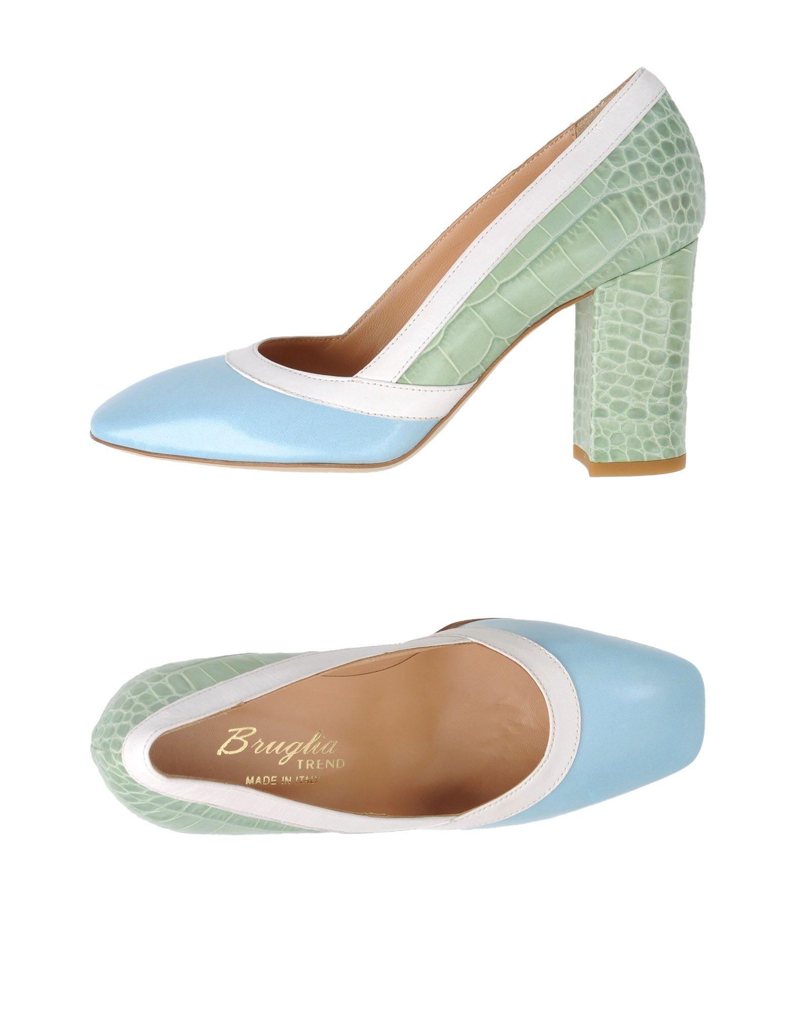 F.Lli Bruglia Pumps Damen  11345456CI Gute Qualität beliebte Schuhe