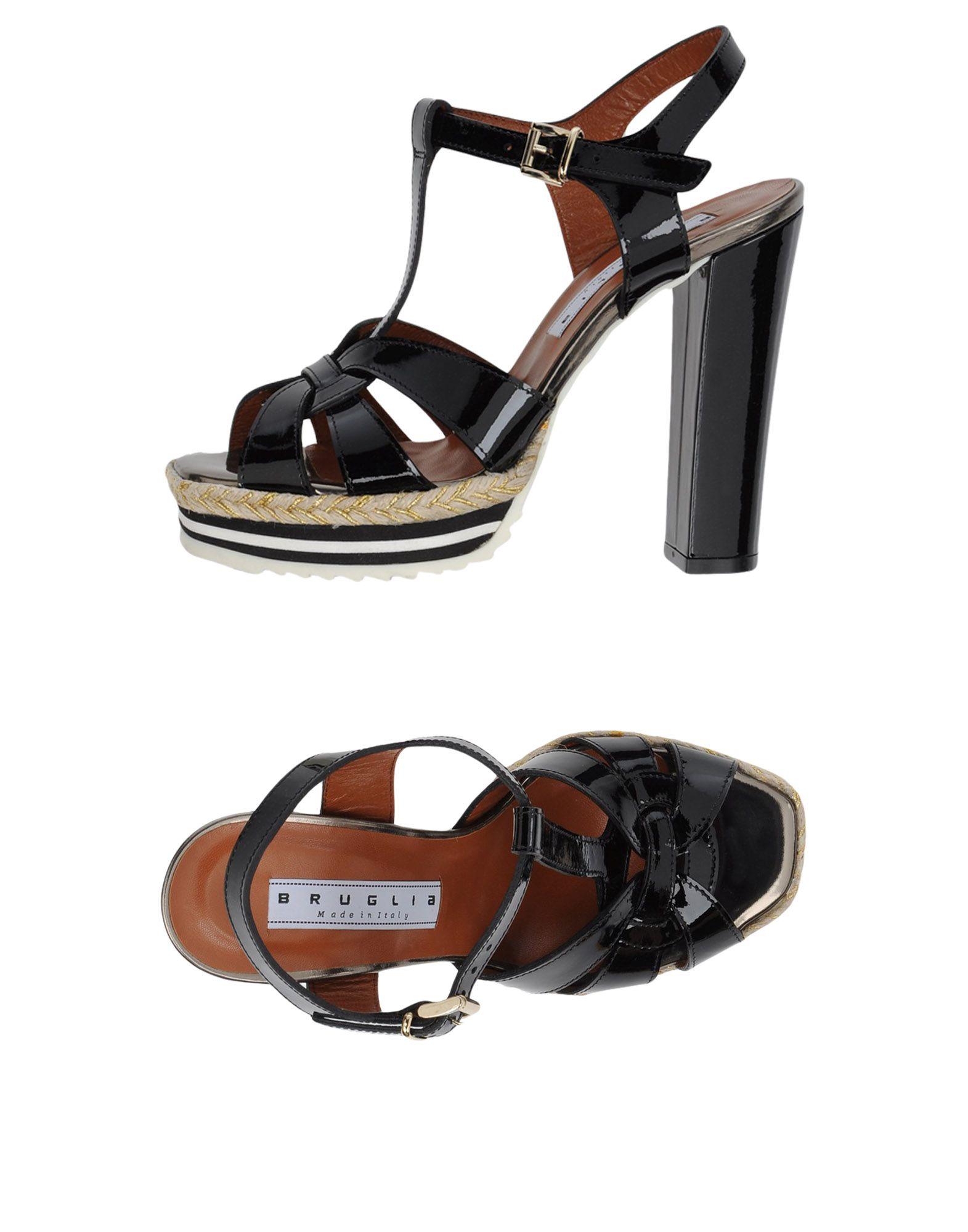 F.Lli 11345598GI Bruglia Sandalen Damen  11345598GI F.Lli Gute Qualität beliebte Schuhe 324b4c