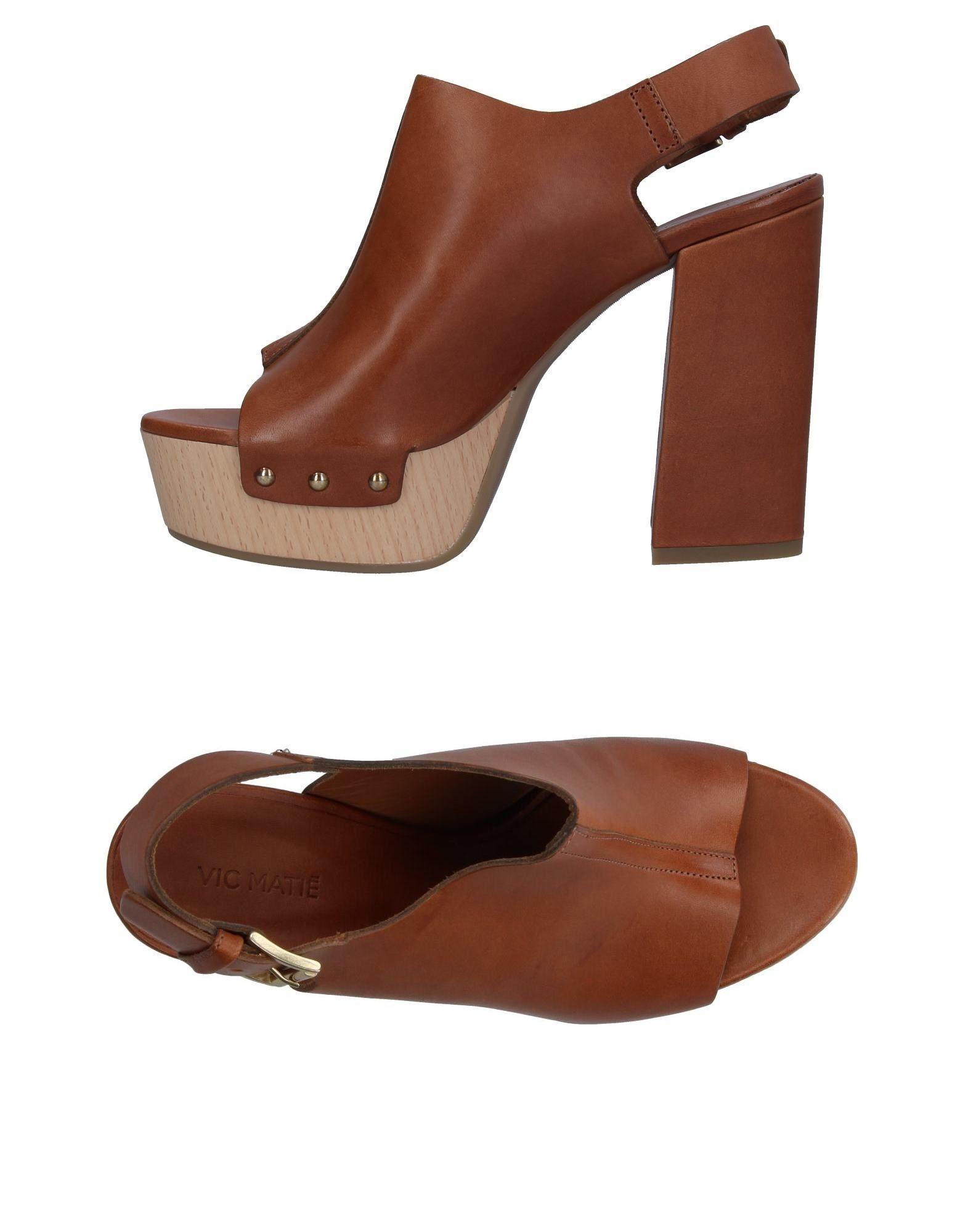 Vic Matiē Pantoletten Damen  11345601MN Neue Schuhe