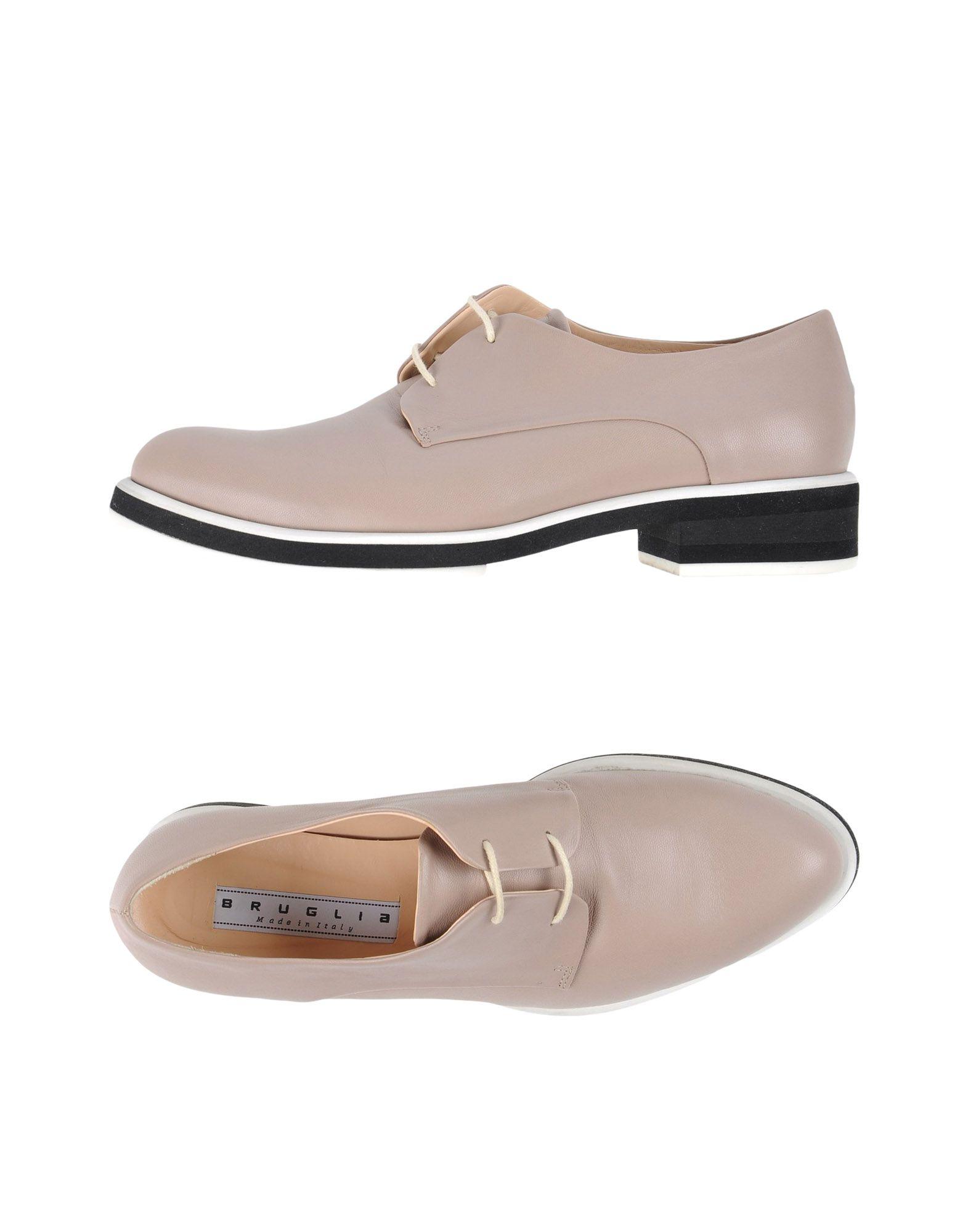 Gut um billige Schuhe zu tragenF.Lli Bruglia Schnürschuhe Damen  11345610IH