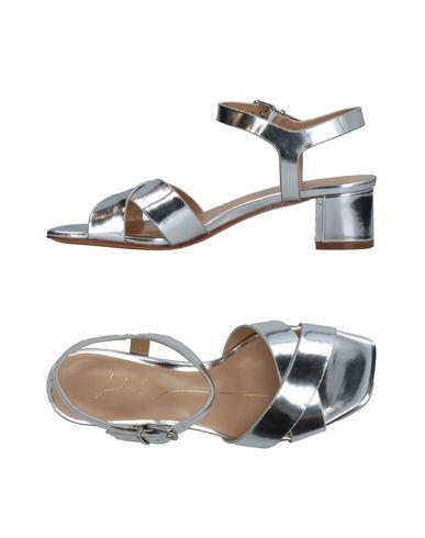 LOLA CRUZ Sandals Copper Women