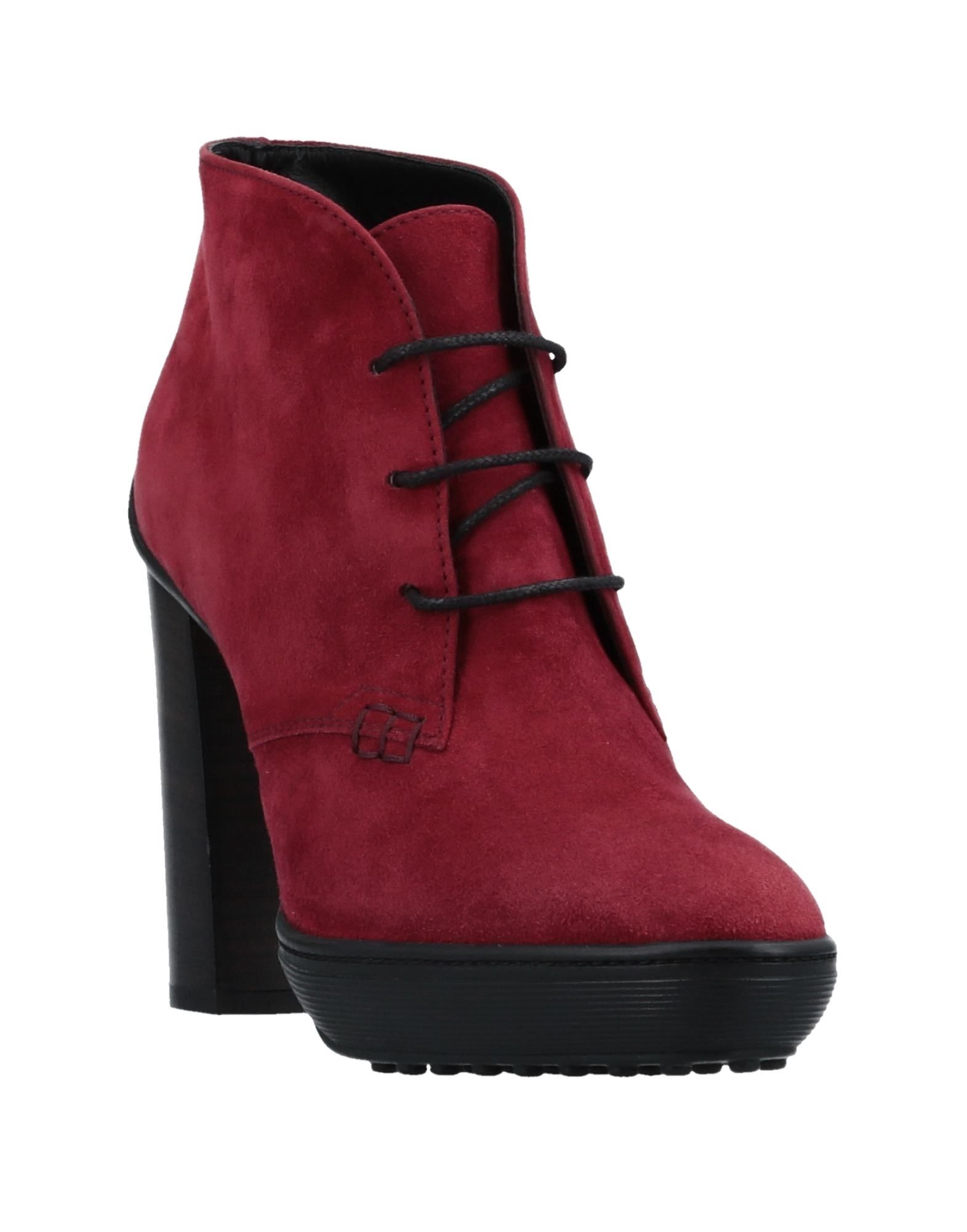 Rabatt Schuhe 11345982ES Tod's Stiefelette Damen  11345982ES Schuhe c3410a