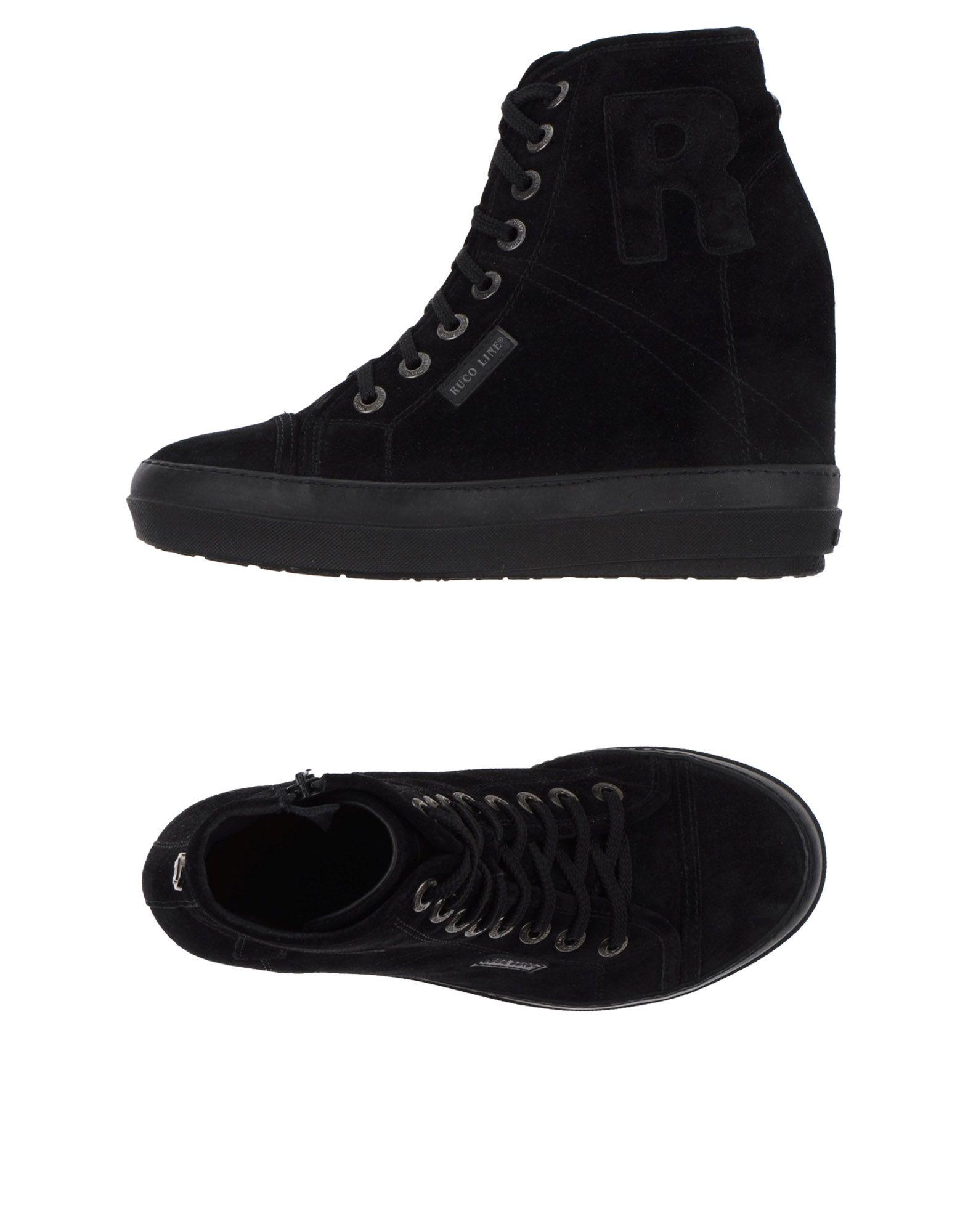 Gut um billige Schuhe zu tragenRuco Line Sneakers Damen  11345987NS