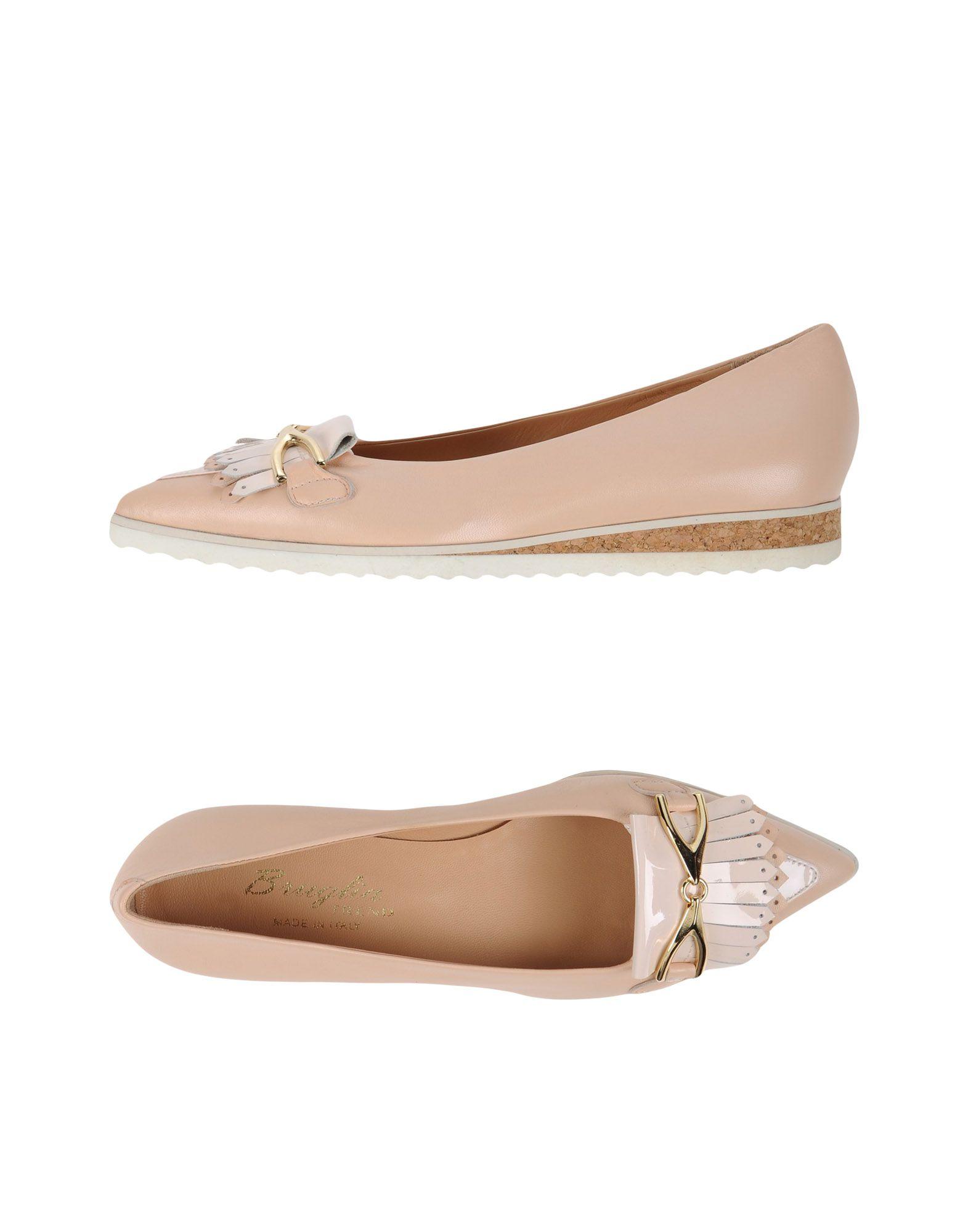 F.Lli Bruglia Ballerinas Damen  11346028BQ Neue Schuhe