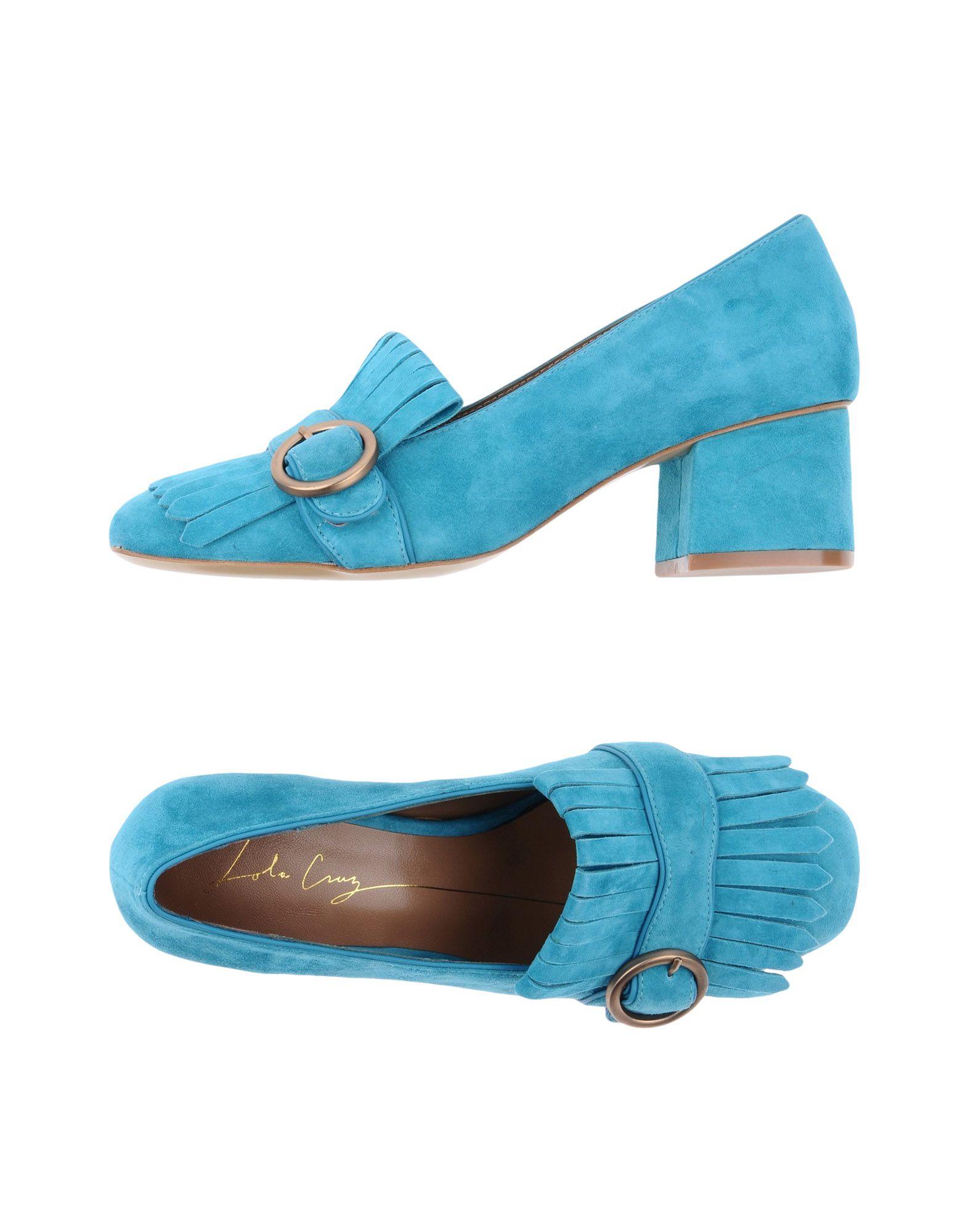 Gut um billige Damen Schuhe zu tragenLola Cruz Mokassins Damen billige  11346145ON 8ec785