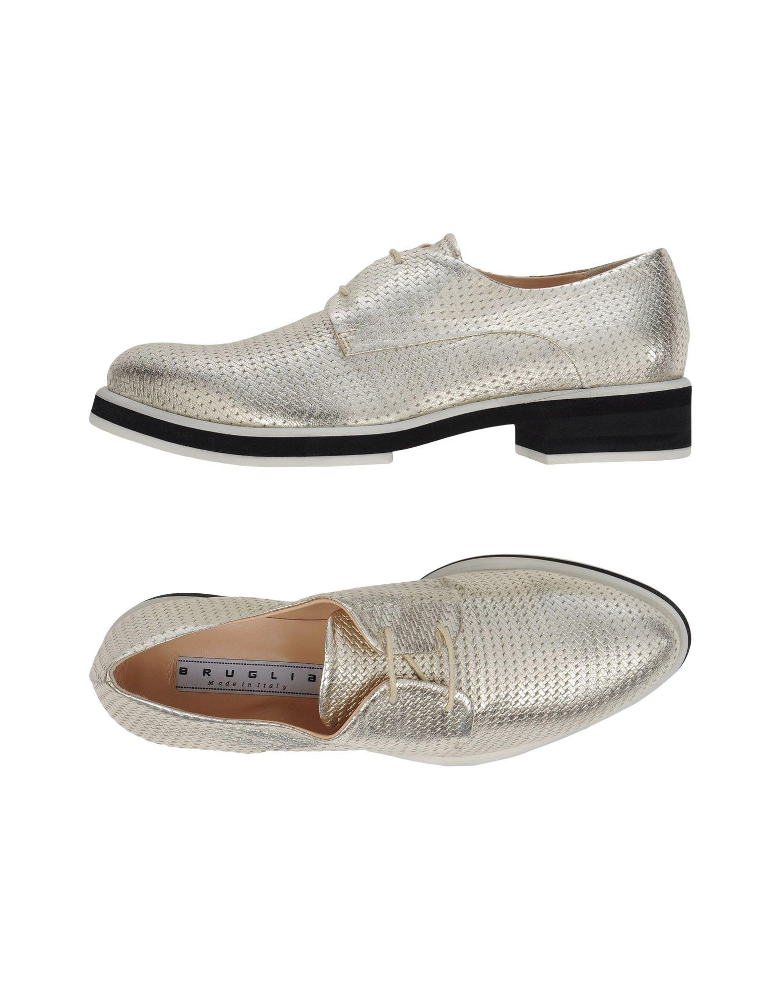 F.Lli Bruglia Schnürschuhe Damen  11346158XW Gute Qualität beliebte Schuhe
