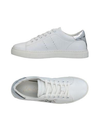 Los últimos zapatos de hombre y mujer Lola Zapatillas Lola mujer Cruz Mujer - Zapatillas Lola Cruz - 11346175KC Blanco 756498
