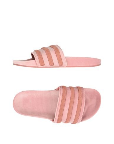 Adidas Originals Adilette Velvet - Sandals - Women Adidas Originals ... a2cdae22e