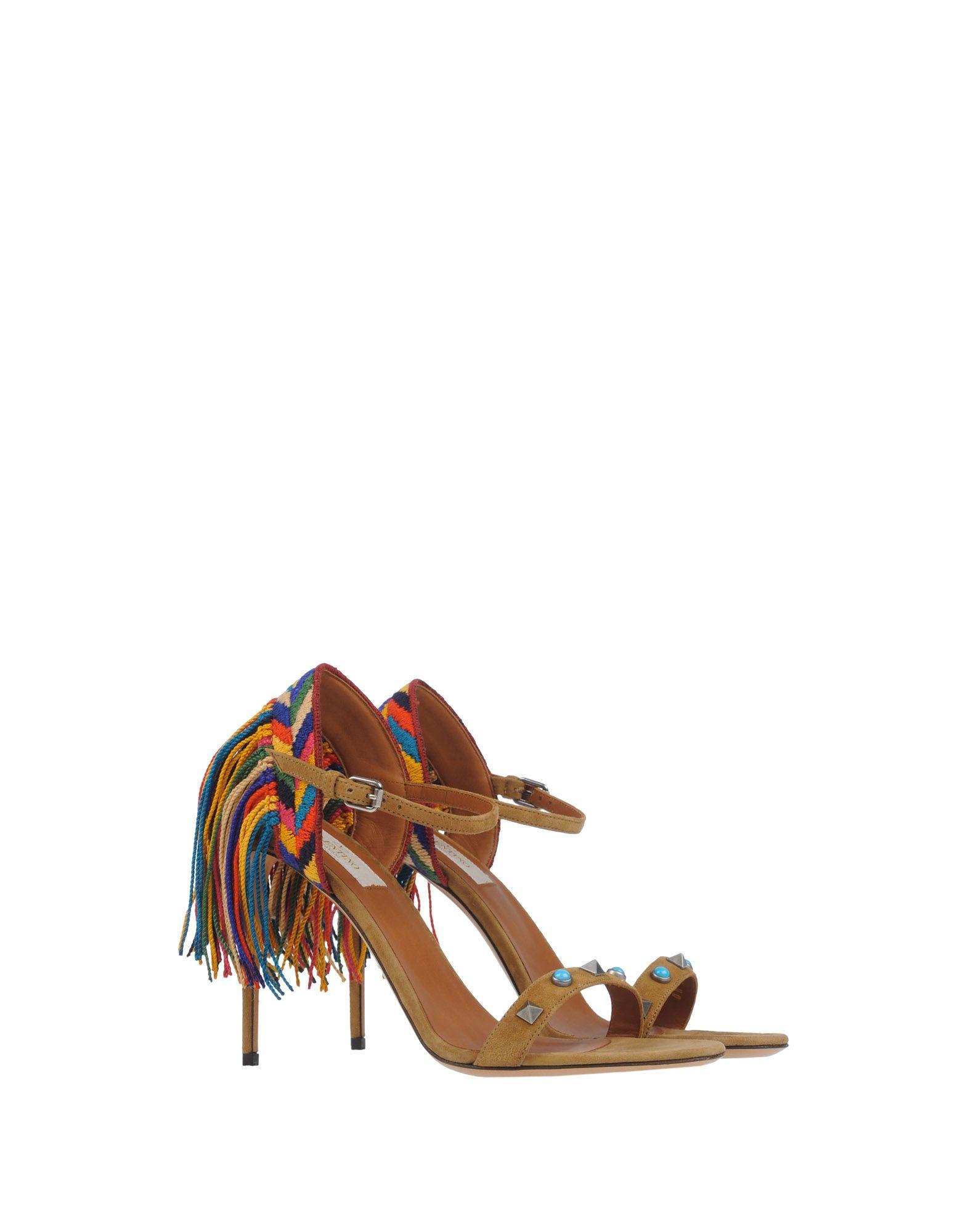 Valentino Garavani Sandalen Damen aussehende  11346202QEGünstige gut aussehende Damen Schuhe 57f544