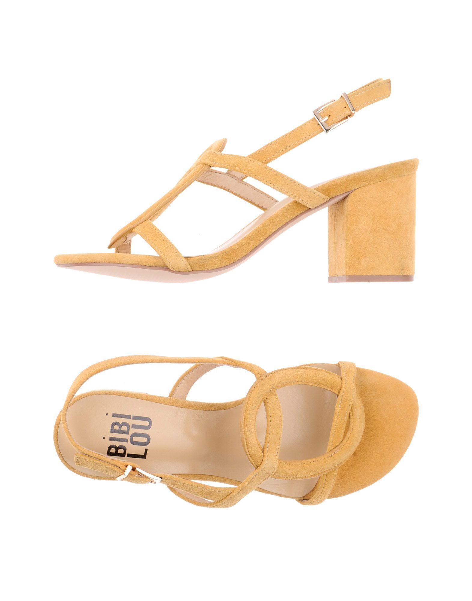 Bibi Lou Sandalen Damen  11346403WT Gute Qualität beliebte Schuhe