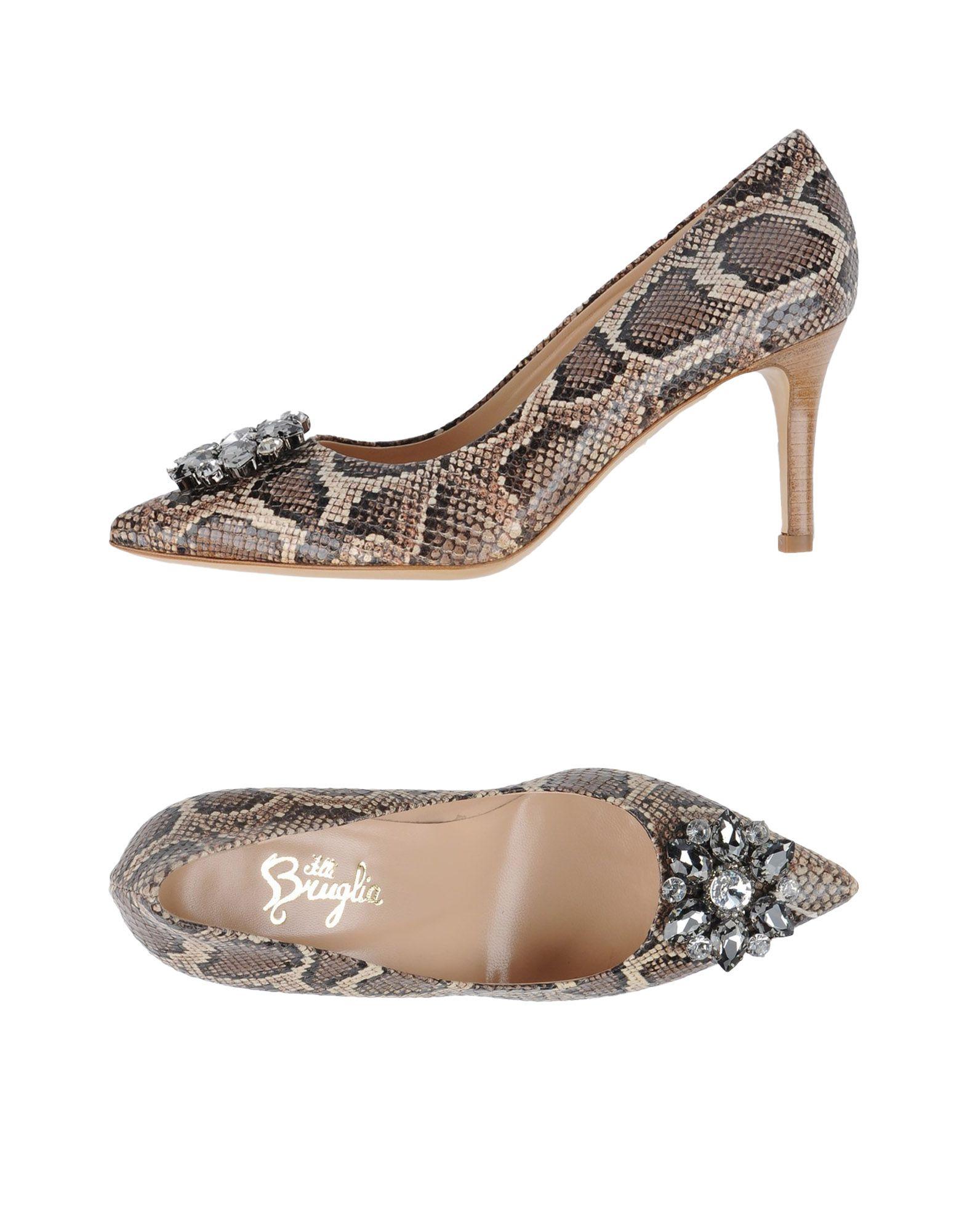 F.Lli Bruglia Pumps Damen  11346418OD Gute Qualität beliebte Schuhe