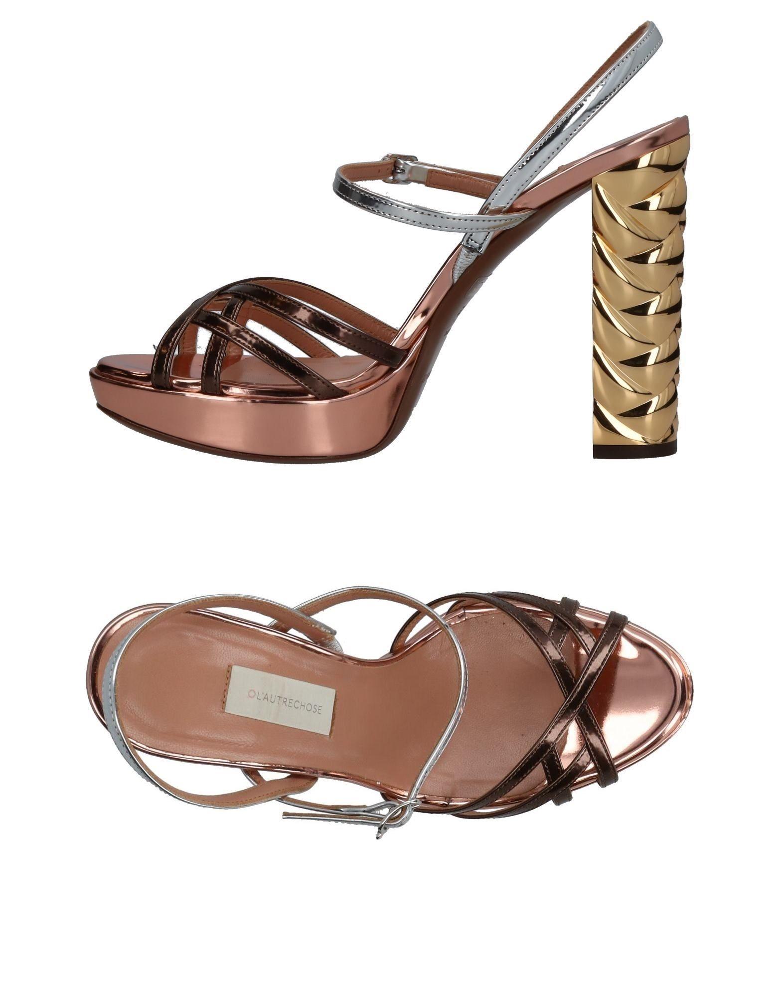 L' Damen Autre Chose Sandalen Damen L'  11346897HFGut aussehende strapazierfähige Schuhe 695db0