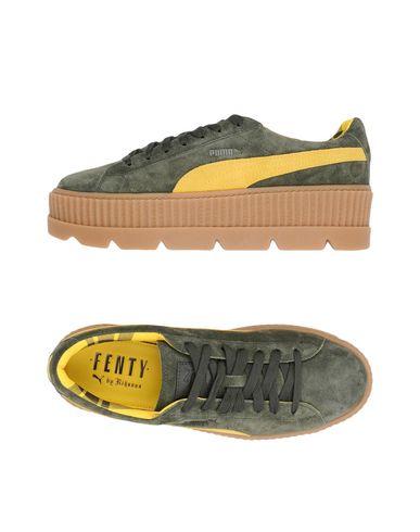 dc498fde4d Fenty Puma By Rihanna Cleated Creeper Suede - Sneakers - Men Fenty ...