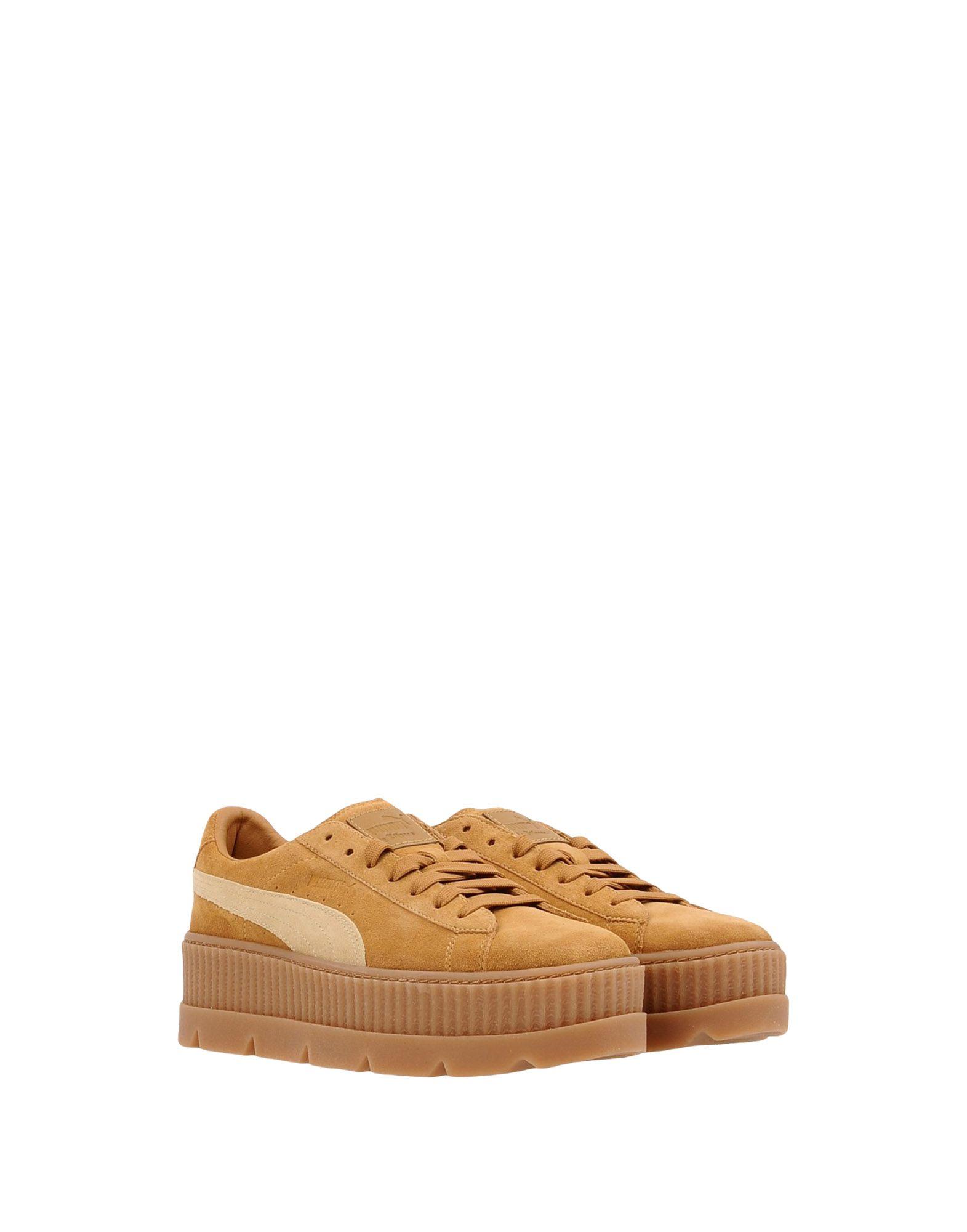 Sneakers Fenty Puma By Rihanna Cleated Creeper Suede - Homme - Sneakers Fenty Puma By Rihanna sur