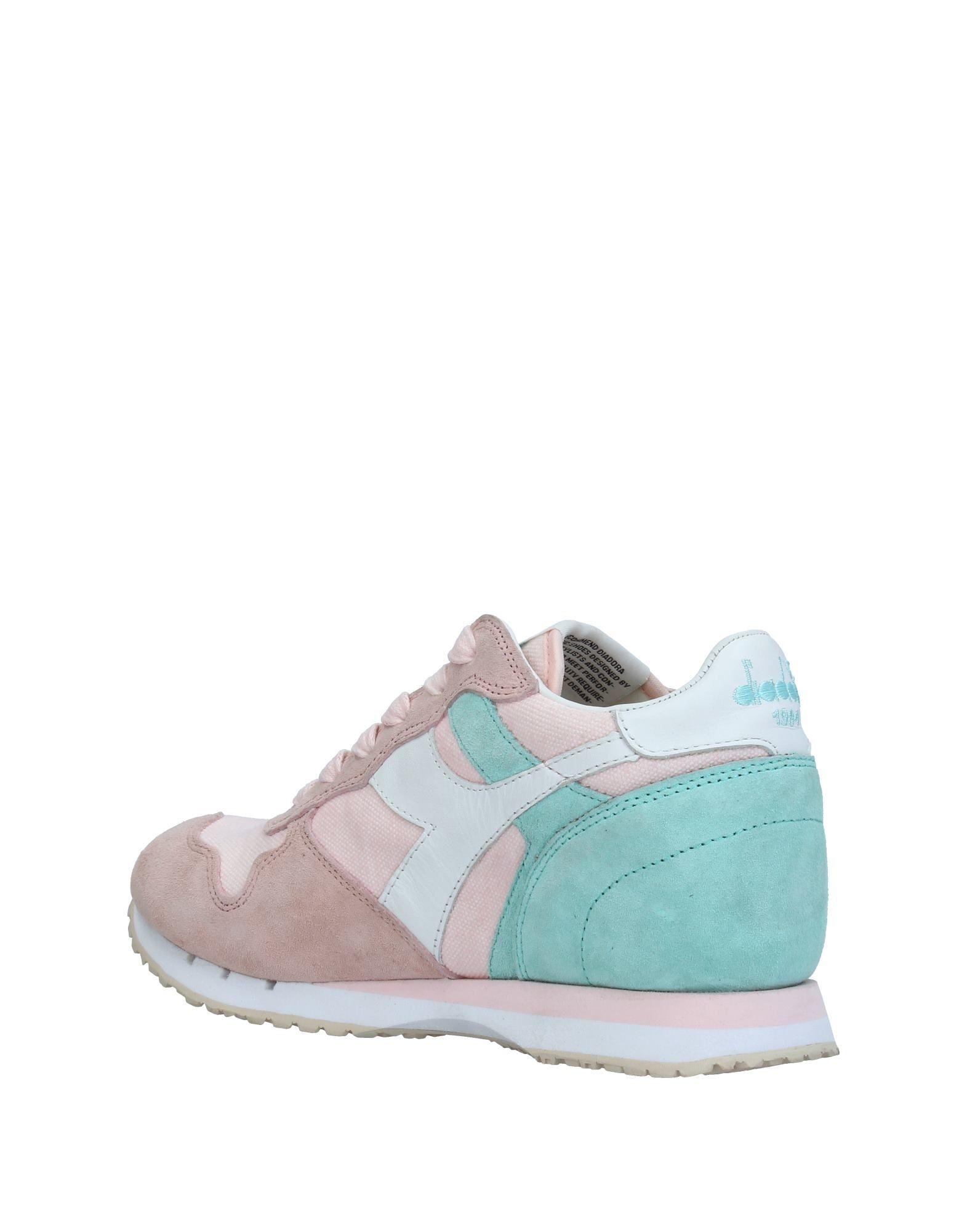 Diadora Heritage Sneakers Damen  11347077TU beliebte Gute Qualität beliebte 11347077TU Schuhe d6edc8