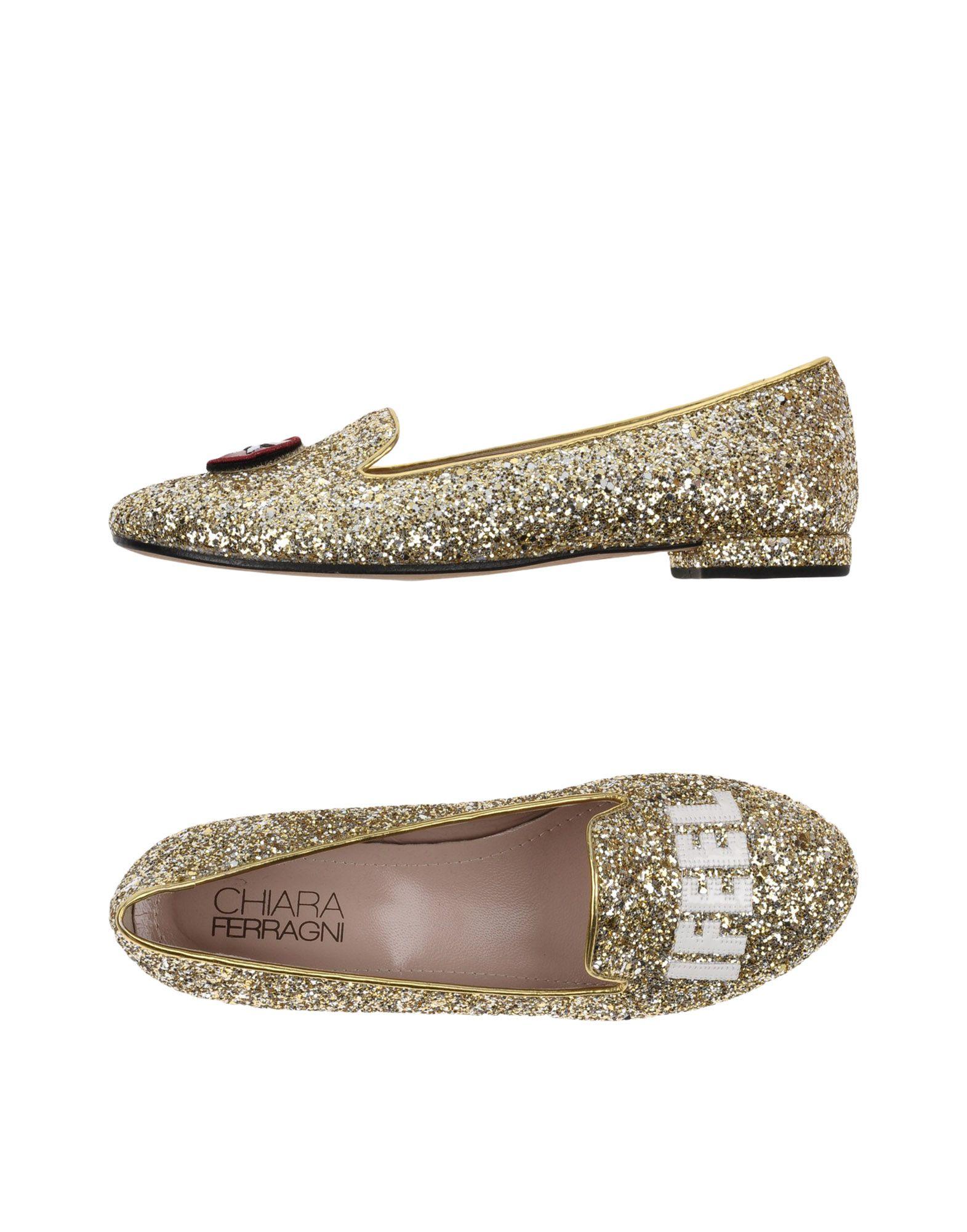 Stilvolle billige Mokassins Schuhe Chiara Ferragni Mokassins billige Damen  11347125WE 27f60c