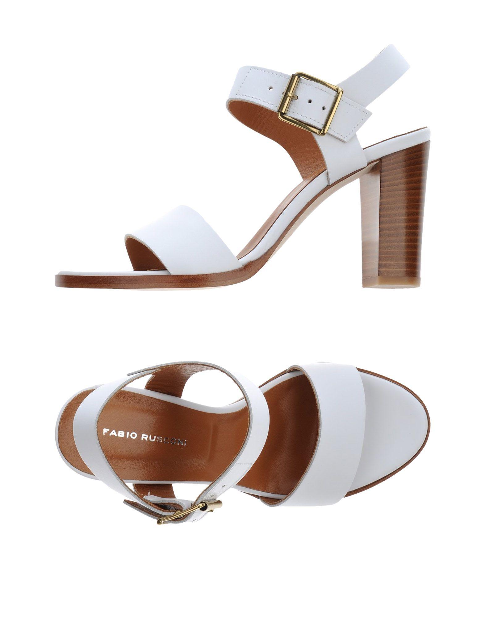 Gut um billige Schuhe zu tragenFabio Rusconi Sandalen Damen  11347159KT