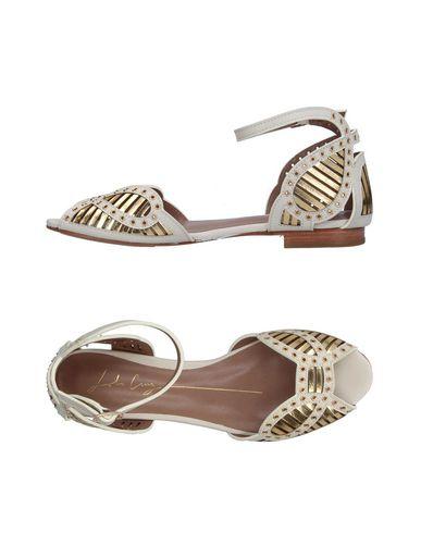 Ivory Sandals Lola In Modesens Cruz w1xfCqOx