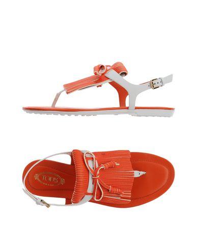TOD'S Flip flops