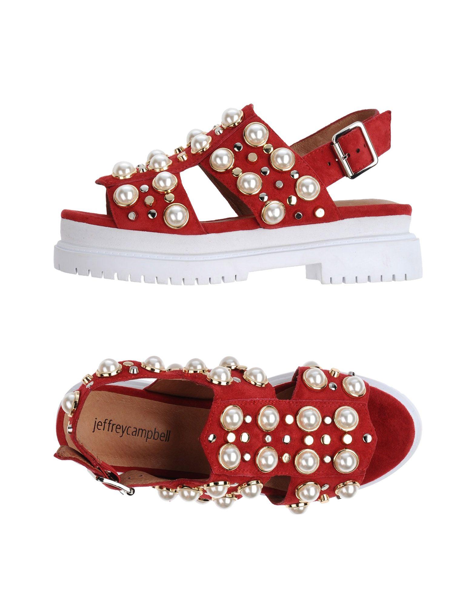 Gut um billige Schuhe zu  tragenJeffrey Campbell Sandalen Damen  zu 11347243OF 2894b0