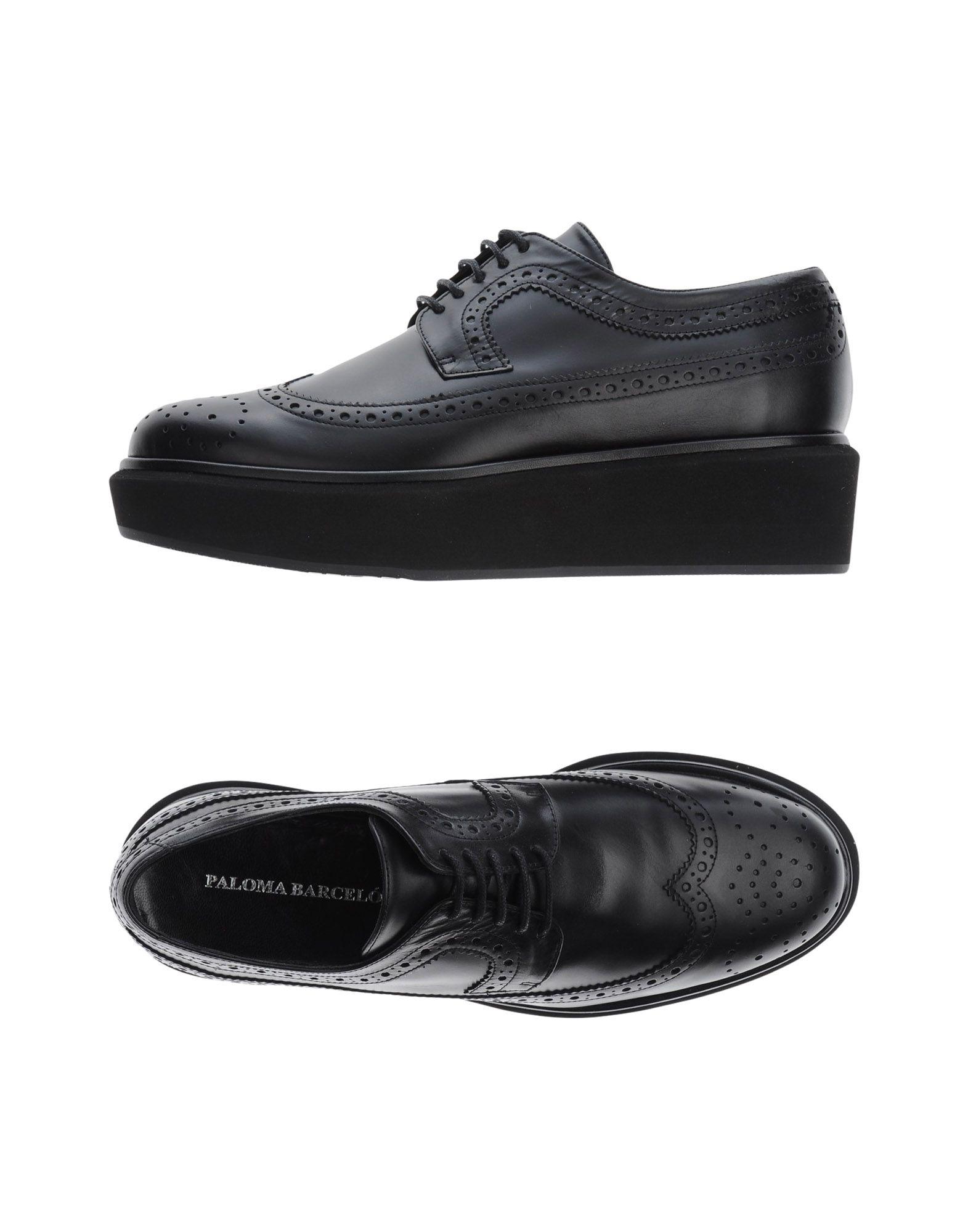 Stilvolle billige Schuhe Paloma Barceló Schnürschuhe Damen  11347270TF 11347270TF 11347270TF 6bb3af