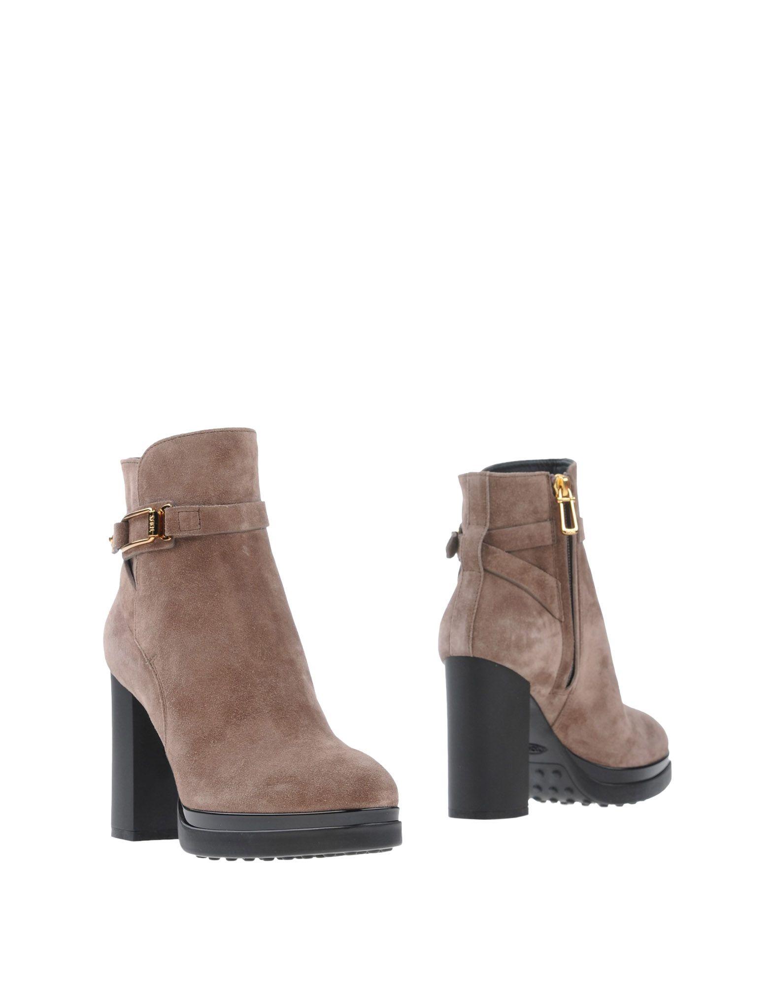 Tod's Stiefelette Damen  11347290JQGünstige gut aussehende Schuhe